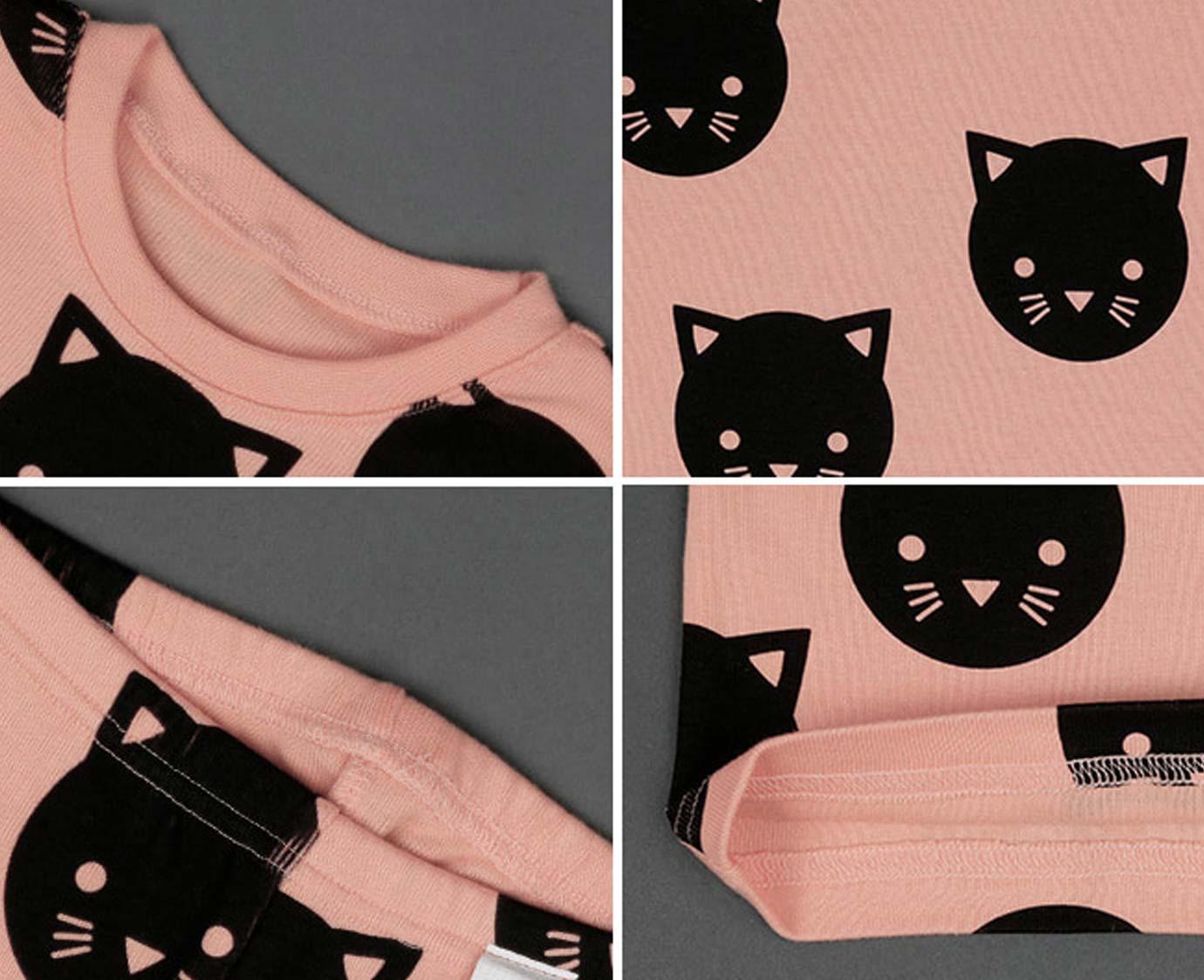 Pyjama 'Black Cat'