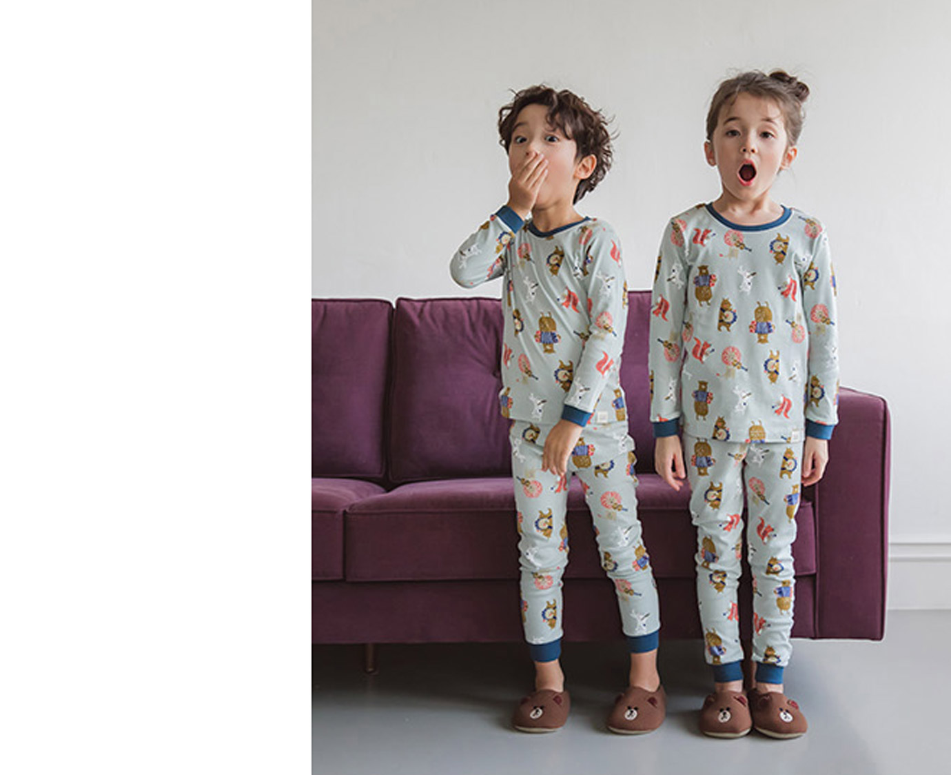 Pyjama 'Animal music'