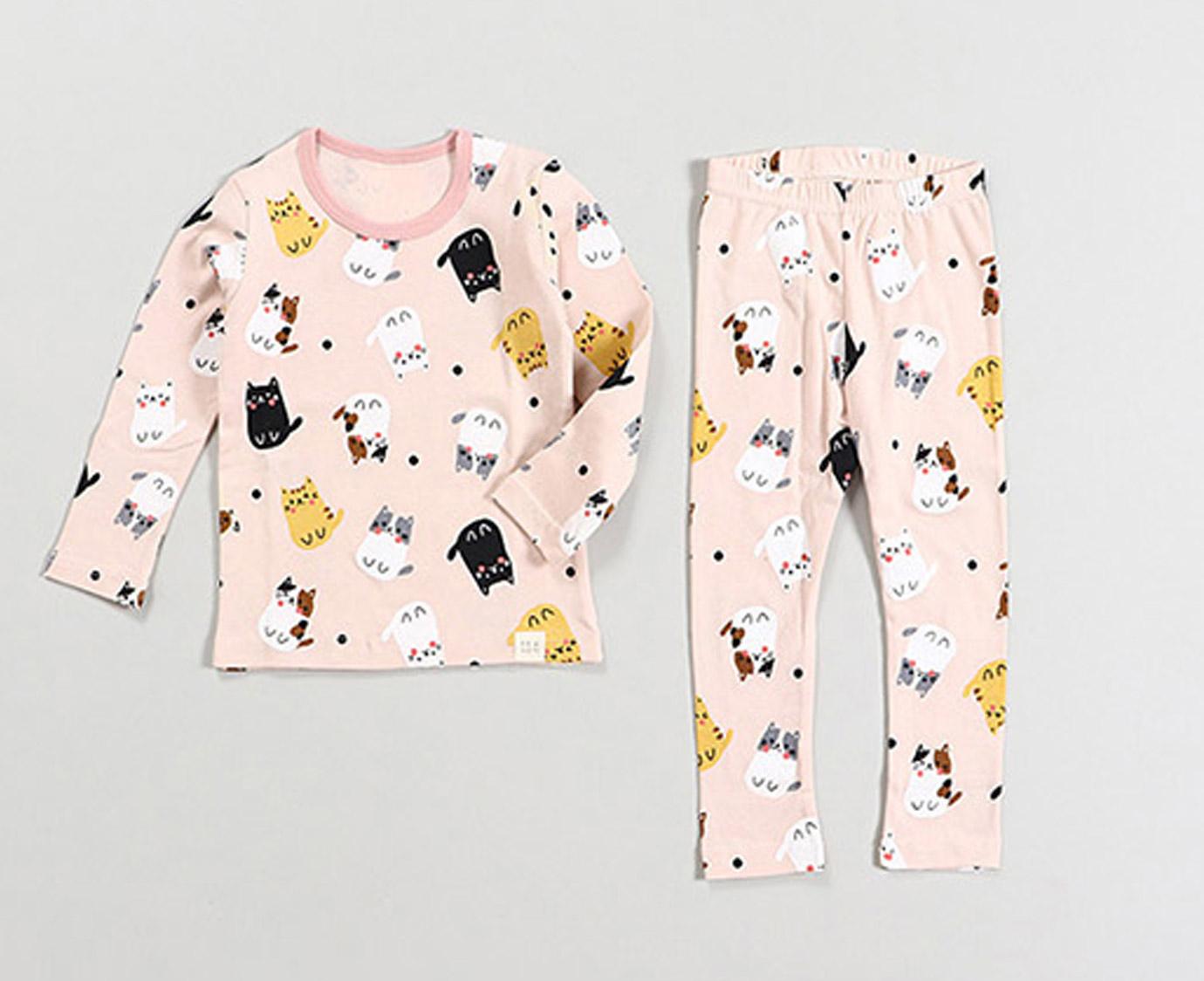 Pyjama 'Dot Cat'