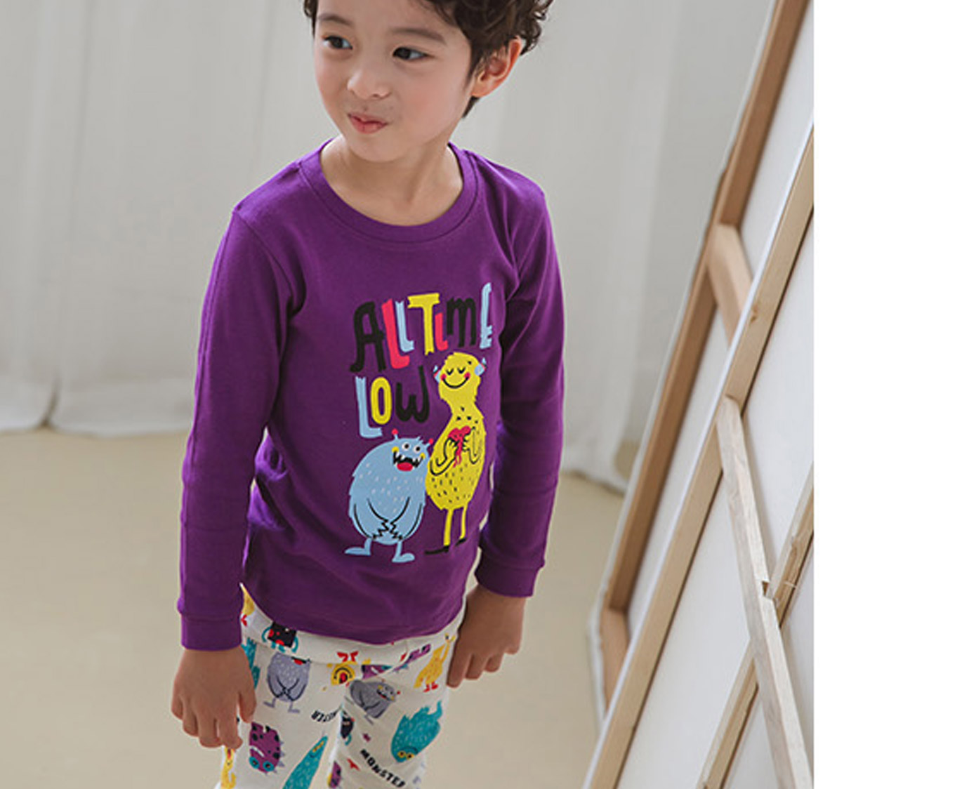 "Pyjama ""Monsters"" 4"