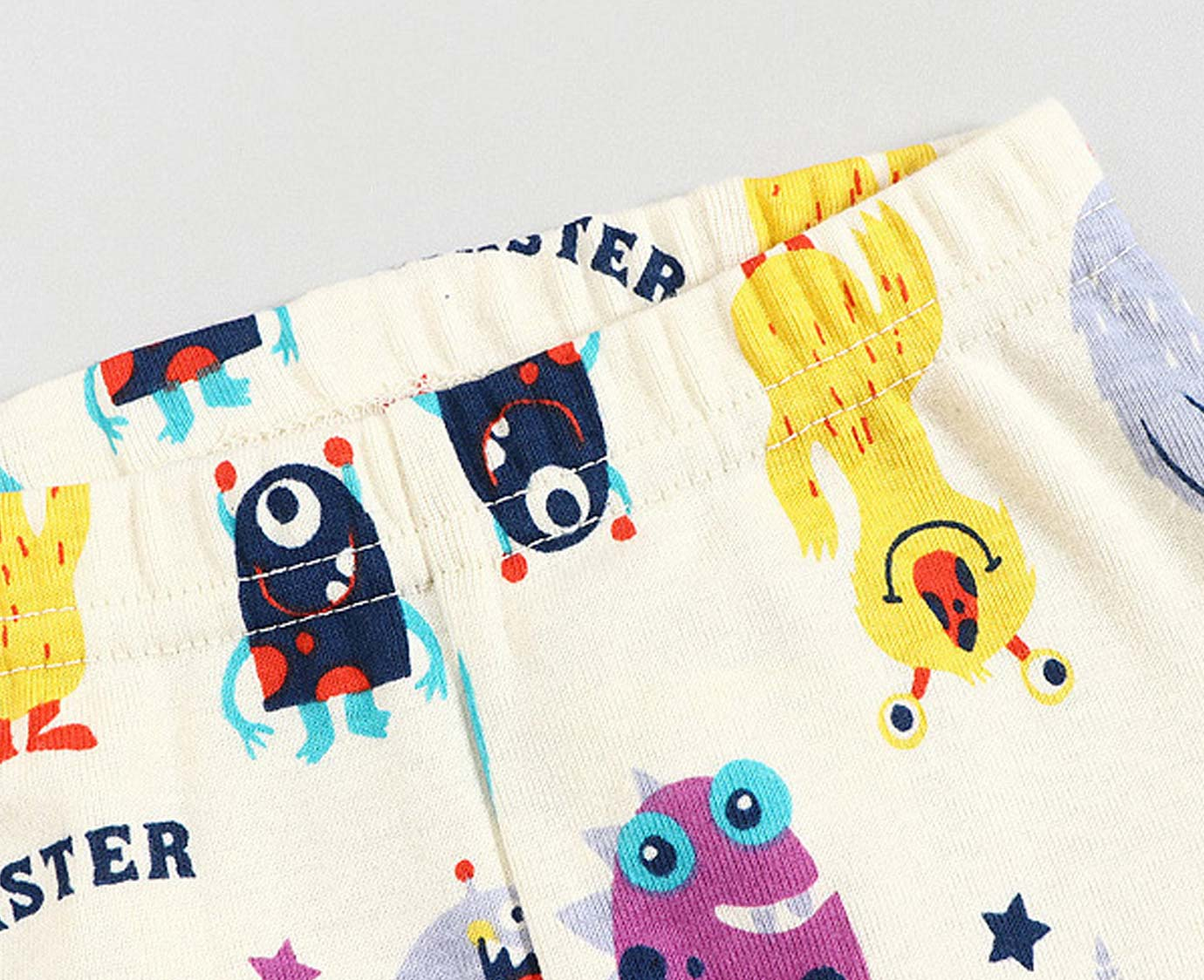 "Pyjama ""Monsters"""
