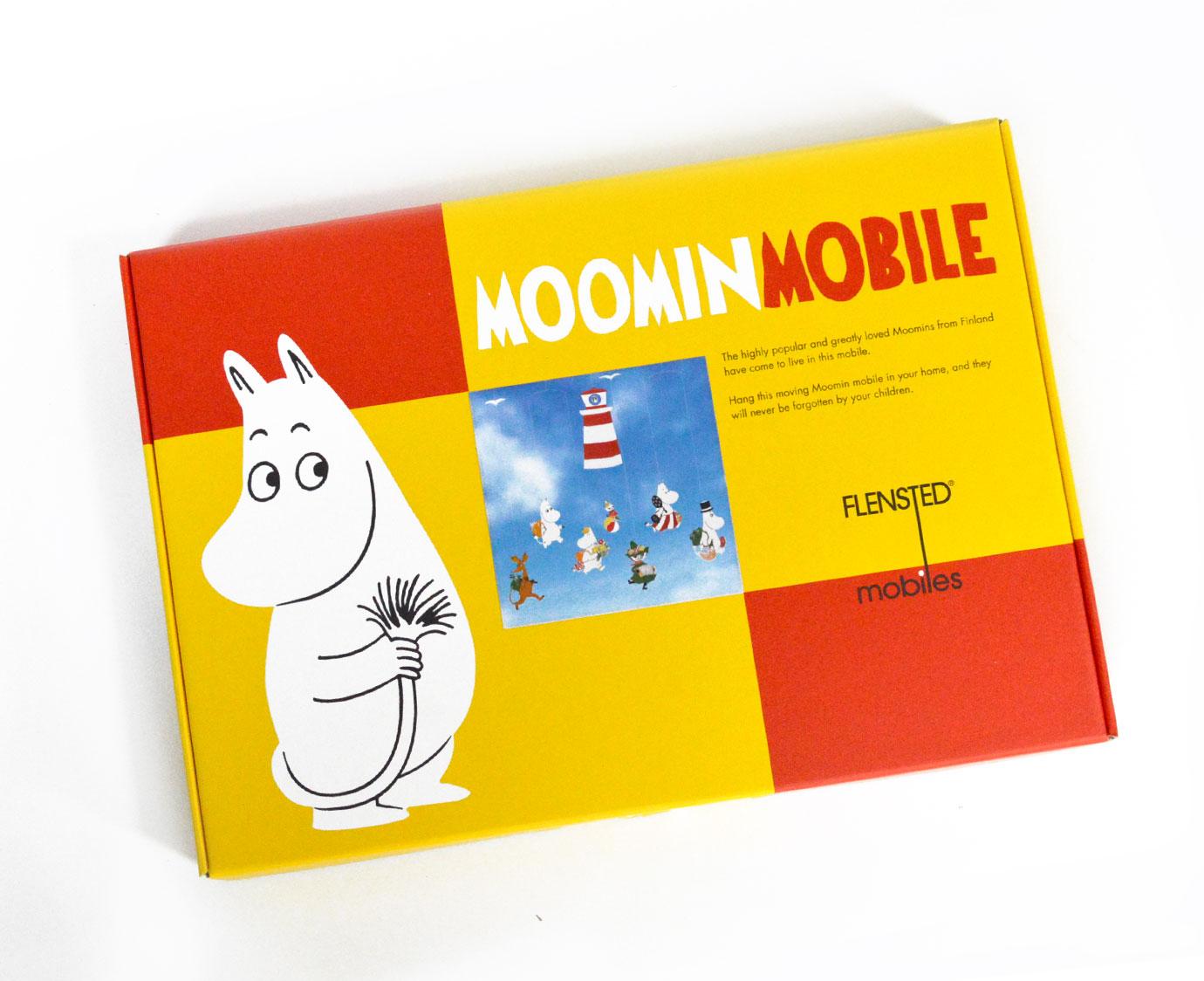 Mobiel 'Moomin'