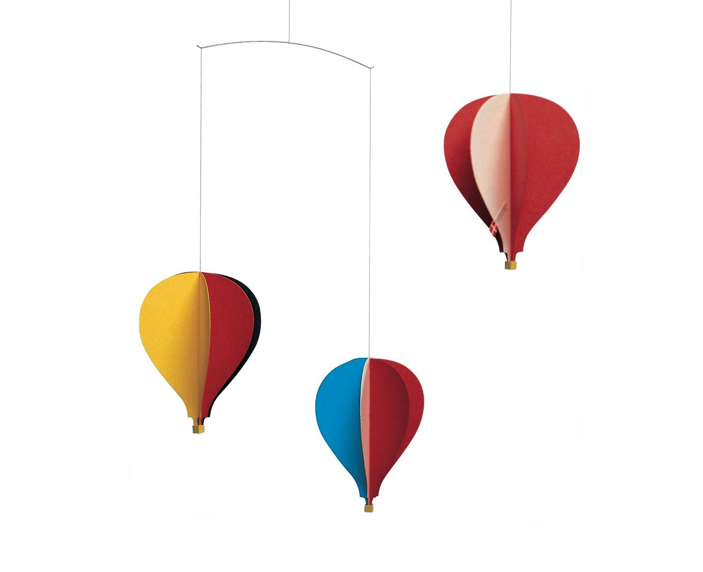Mobiel 'Balloon 3' kleur