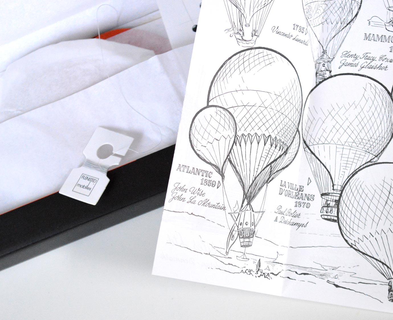 Mobiel 'Balloon 3'