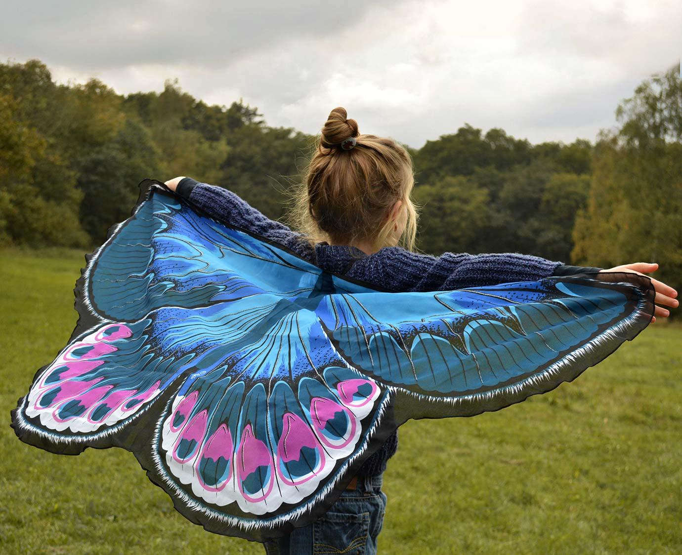 Vleugels 'Blue Karner'