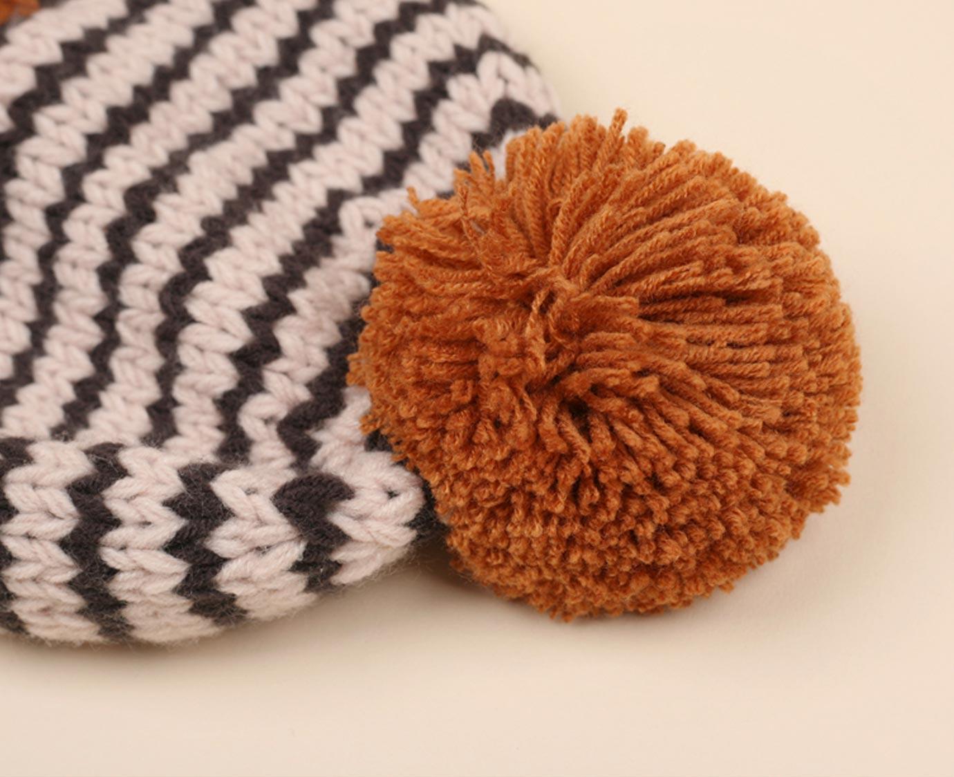 Muts 'Stripe knit'