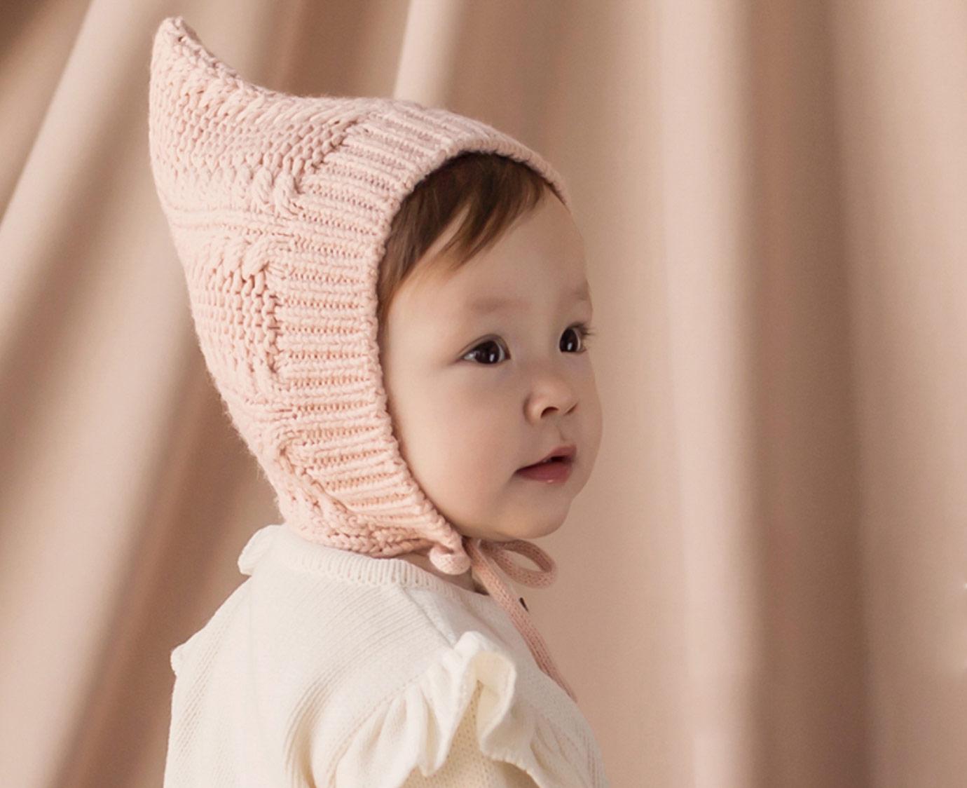 Muts 'Pixie knit pink'