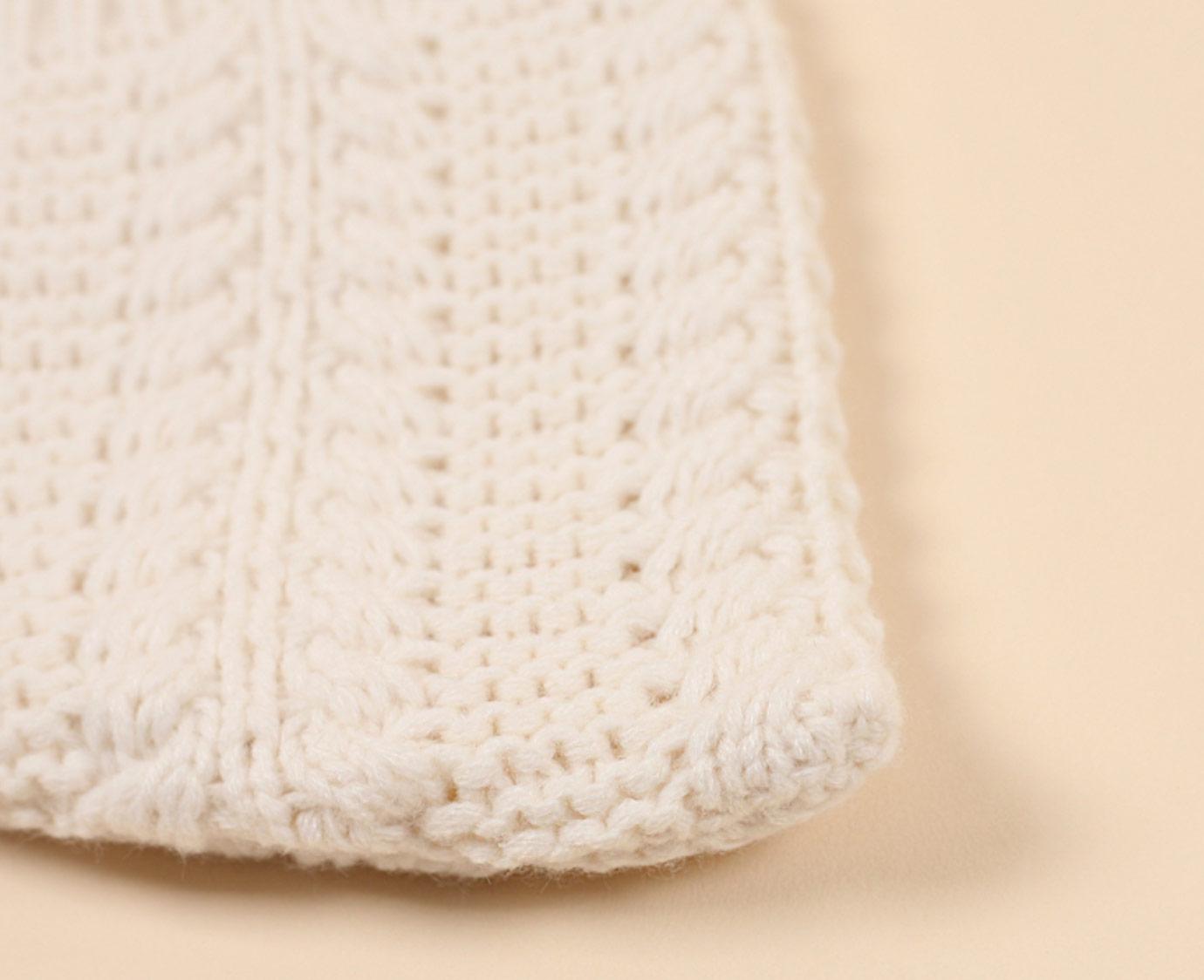 Muts 'Pixie knit ivory'