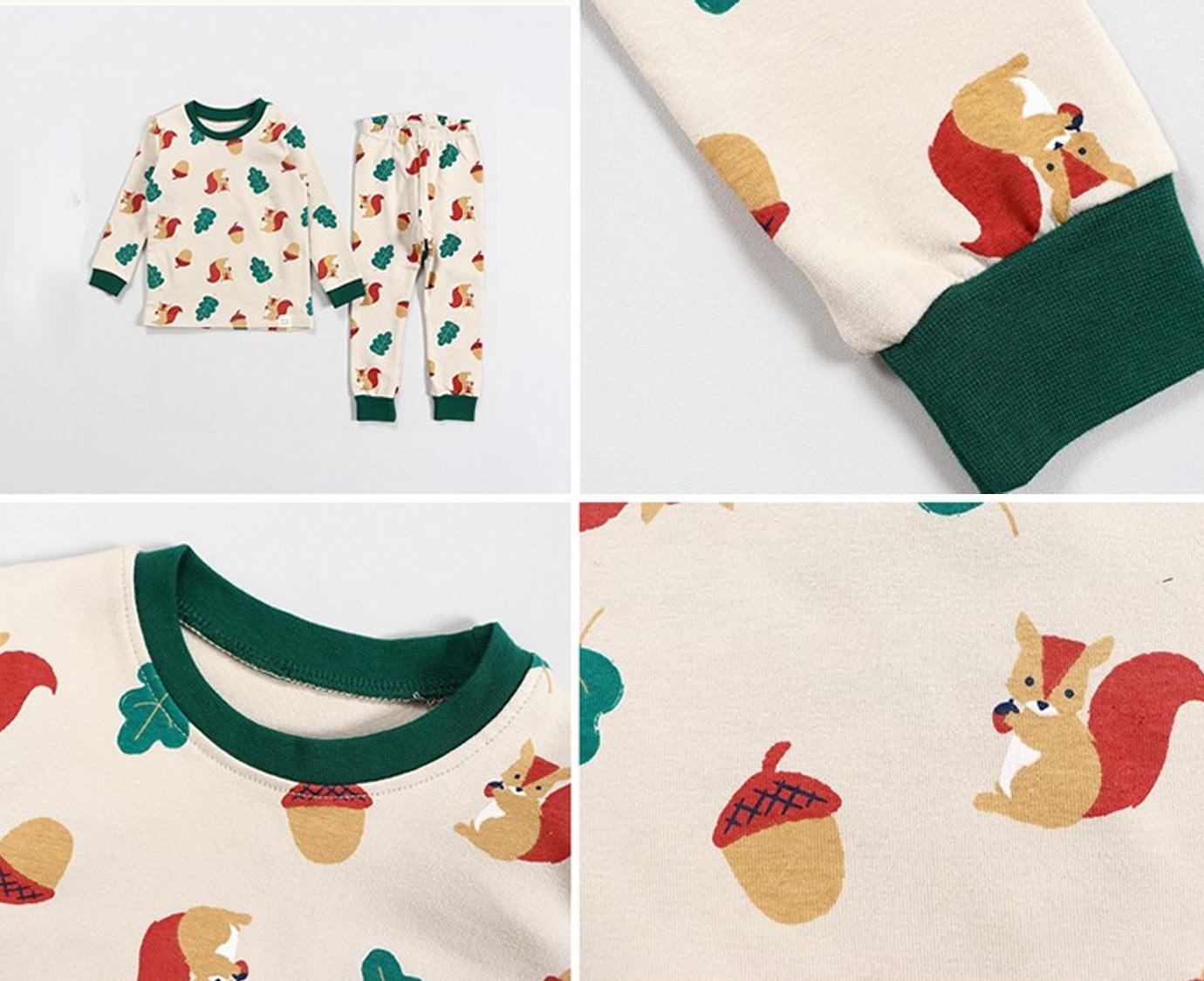 Pyjama 'Winter forest'