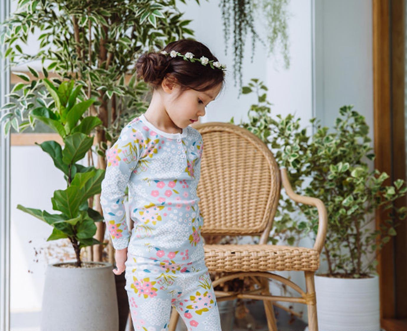 Pyjama 'Flowers'
