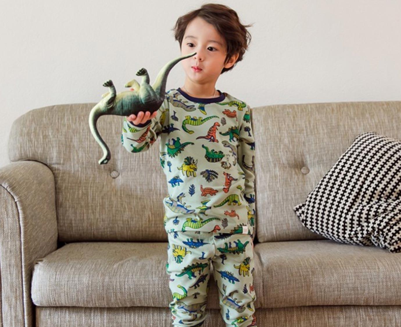 Pyjama 'Jurassic World'