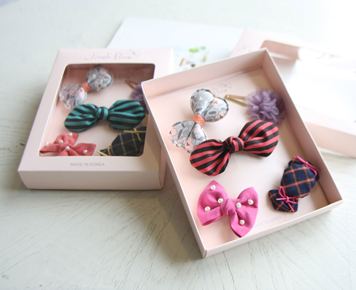 "Gift box ""Hairpin party"""