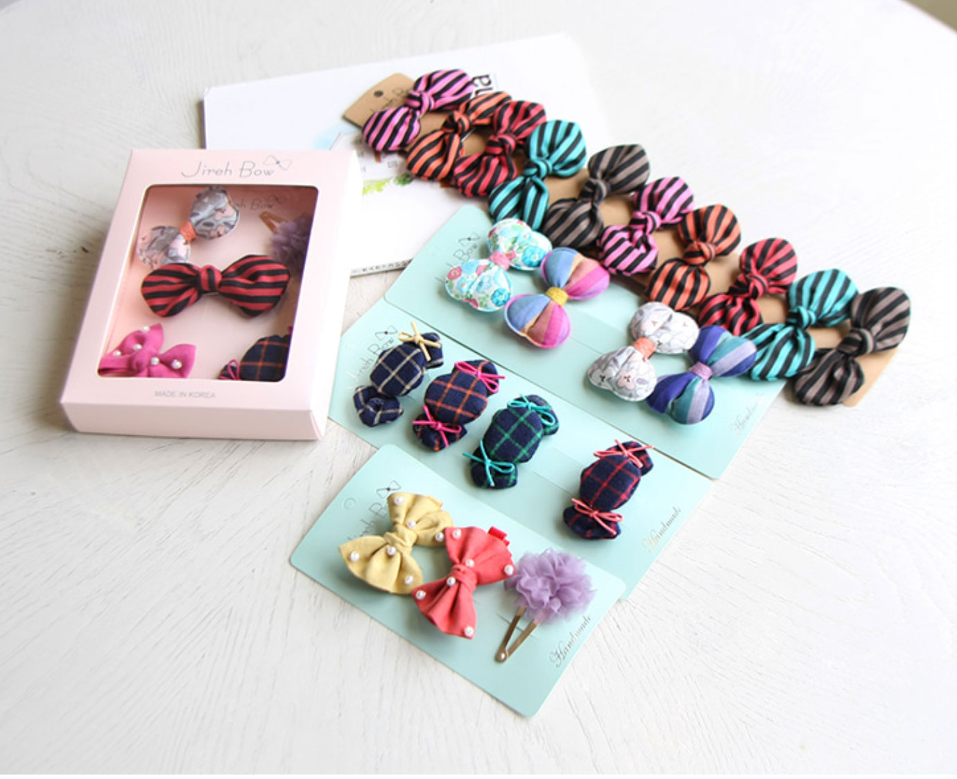 Gift box 'Hairpin party'