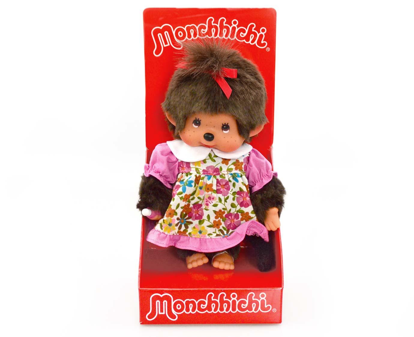 """Monchhichi """"Flower"""""""
