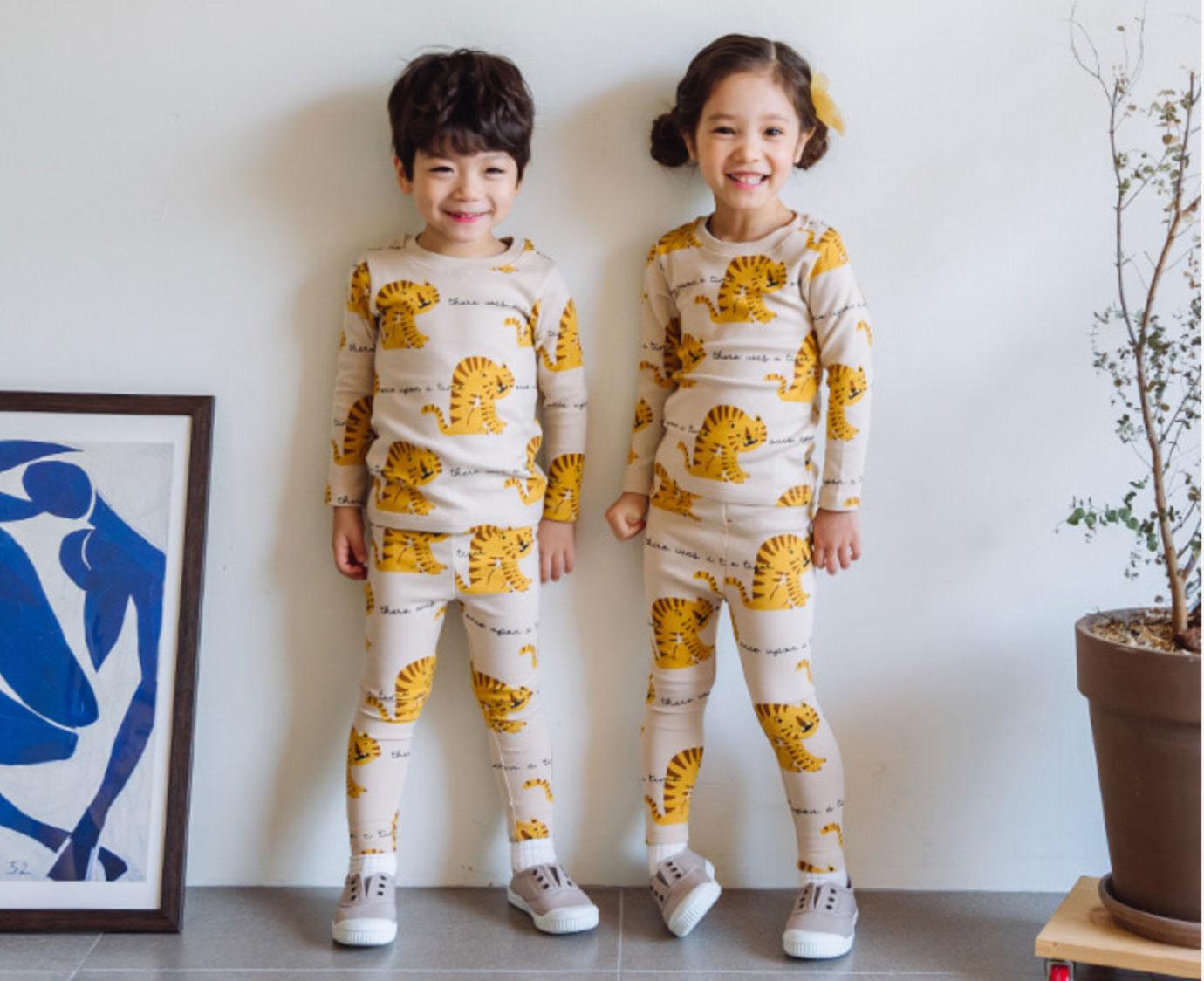 Pyjama 'Grownling Tiger'