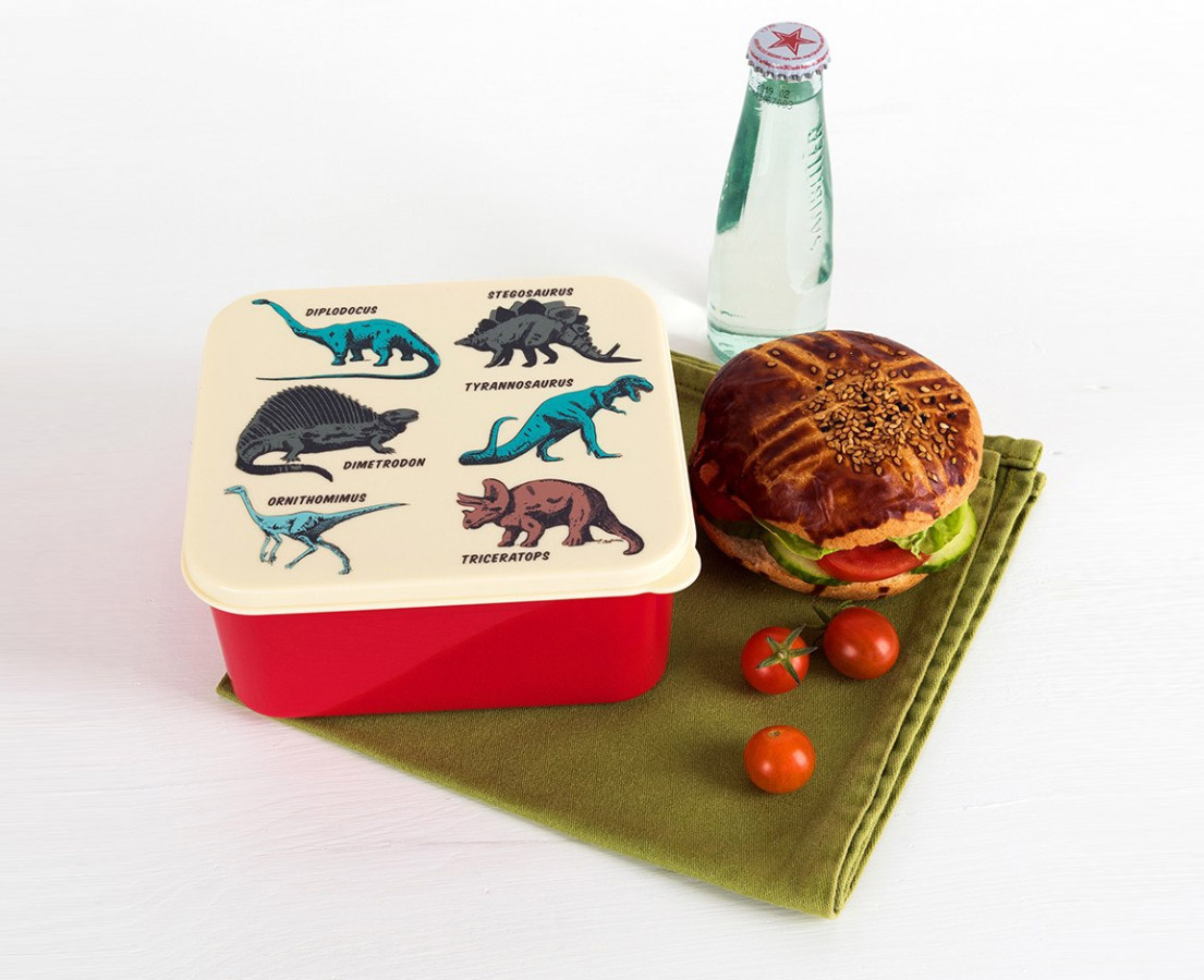 Lunchbox 'Prehistoric Land Dino'