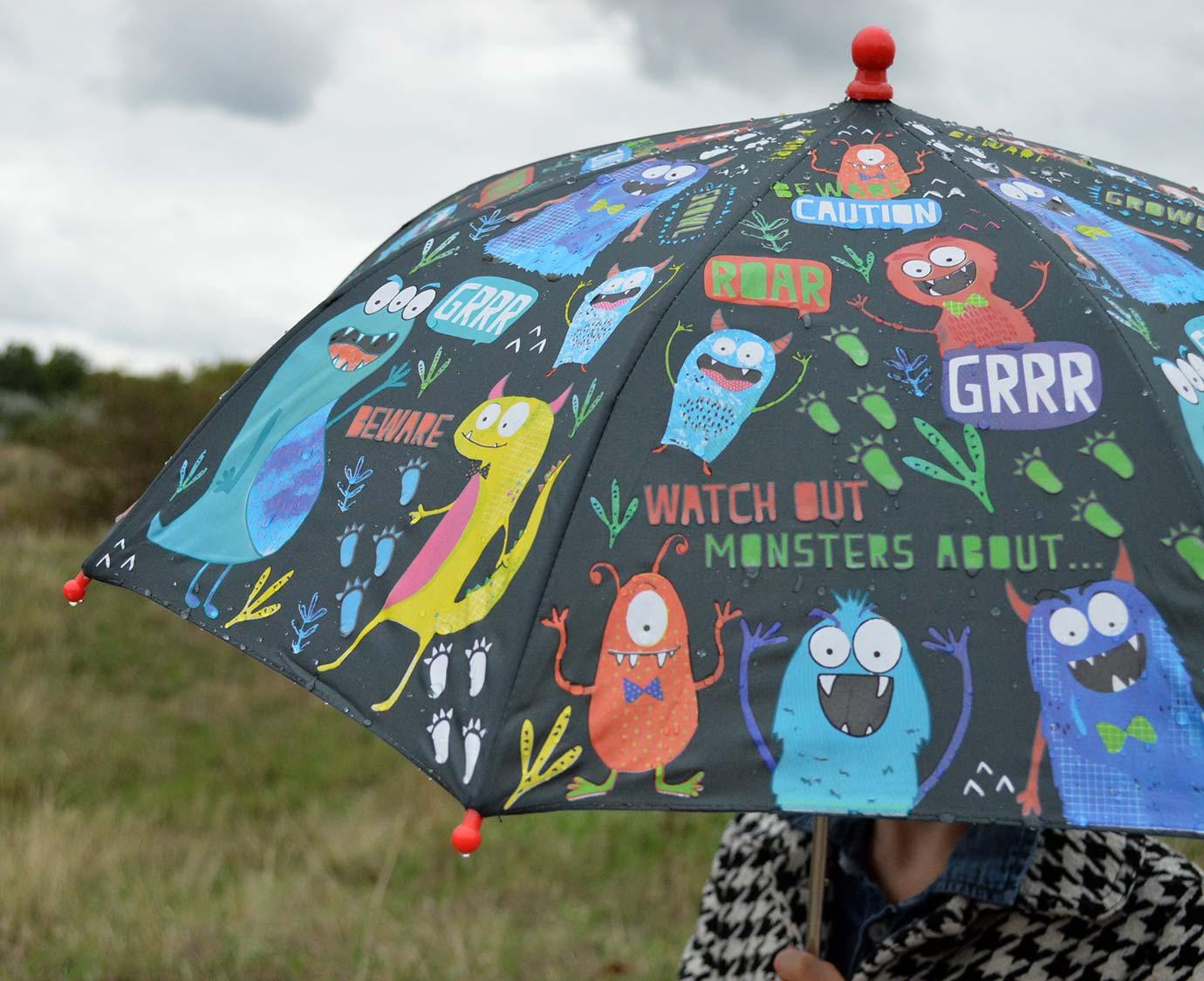 Paraplu 'Monsters'