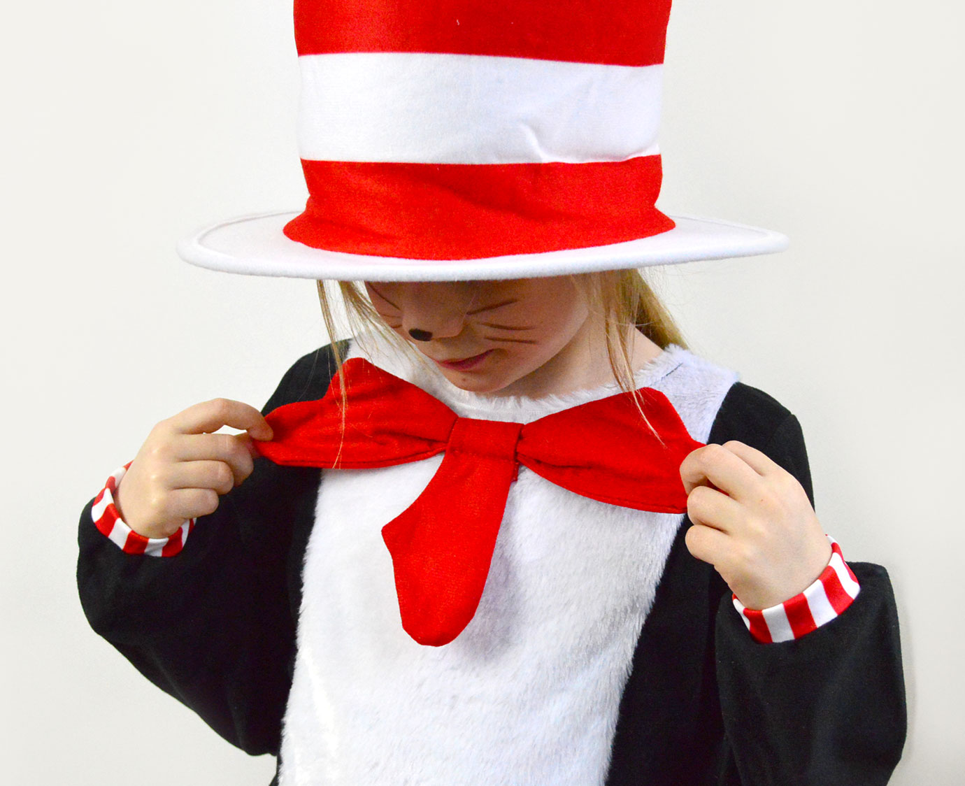 Kostuum 'Cat in the hat' 2