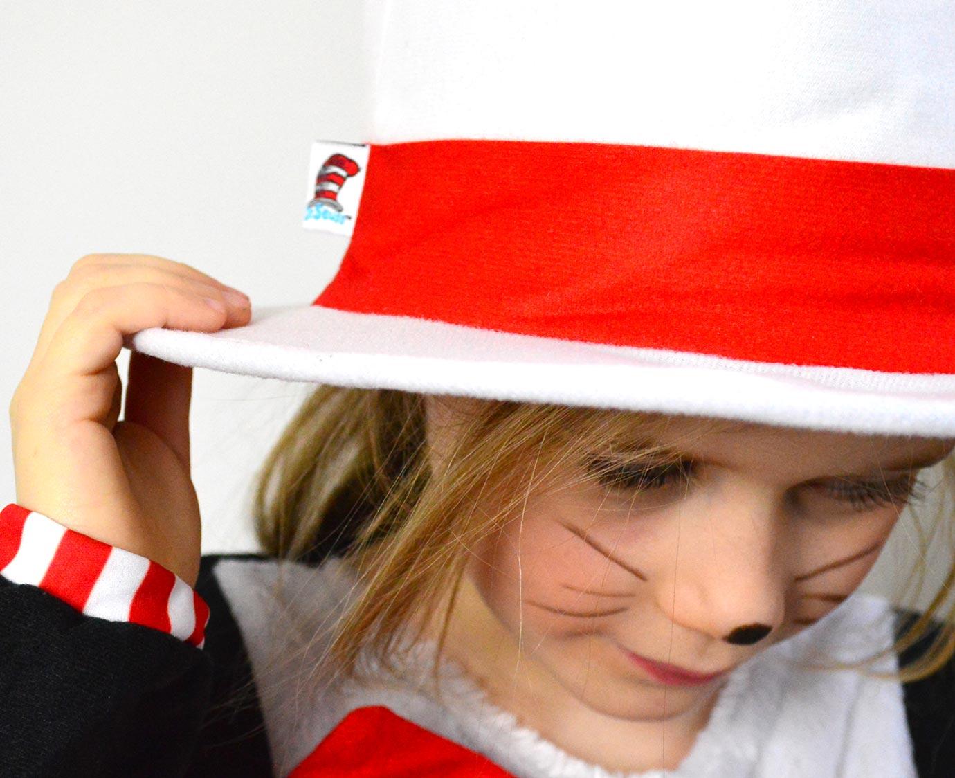 Kostuum 'Cat in the hat'