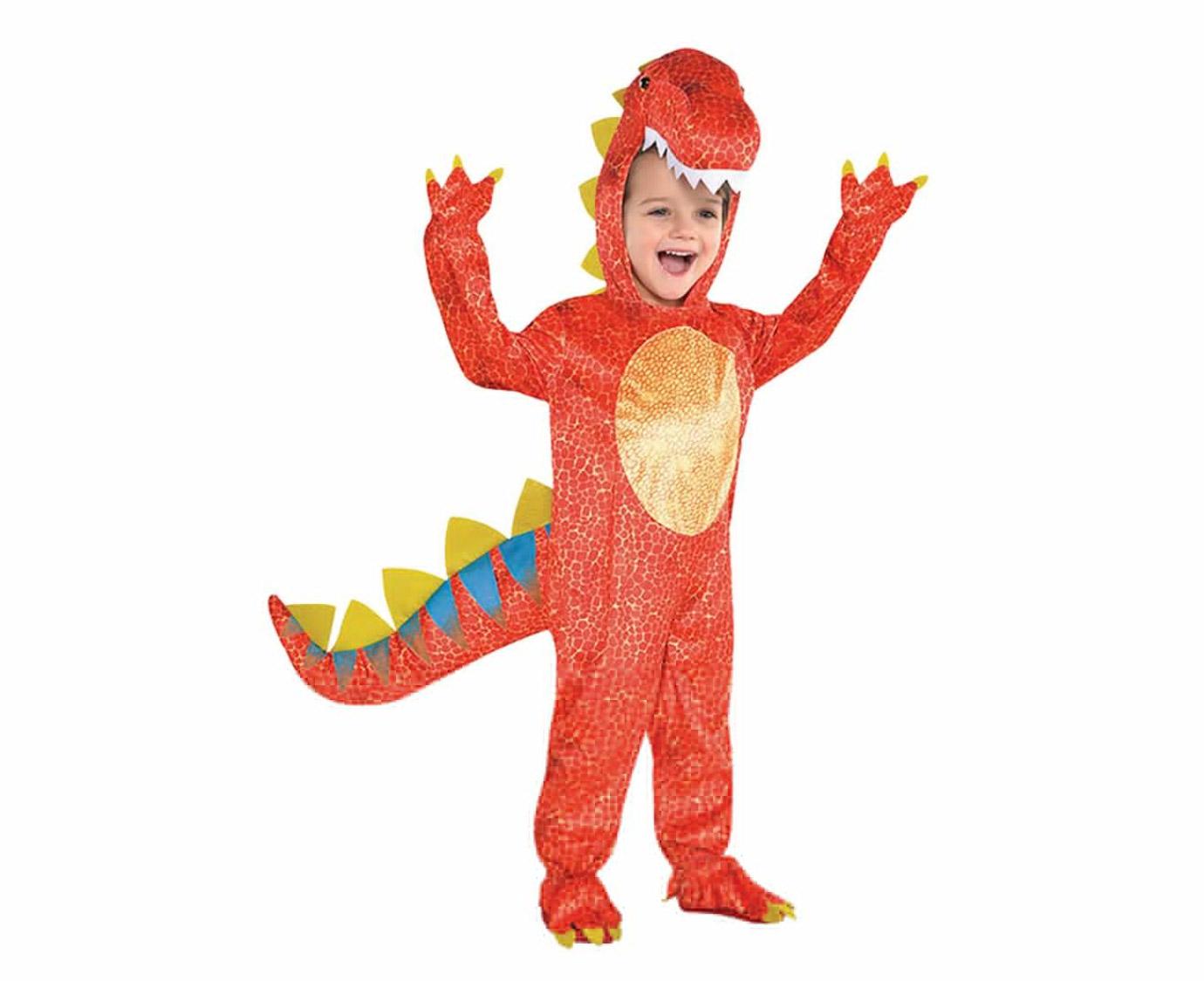 Kostuum 'Dino'