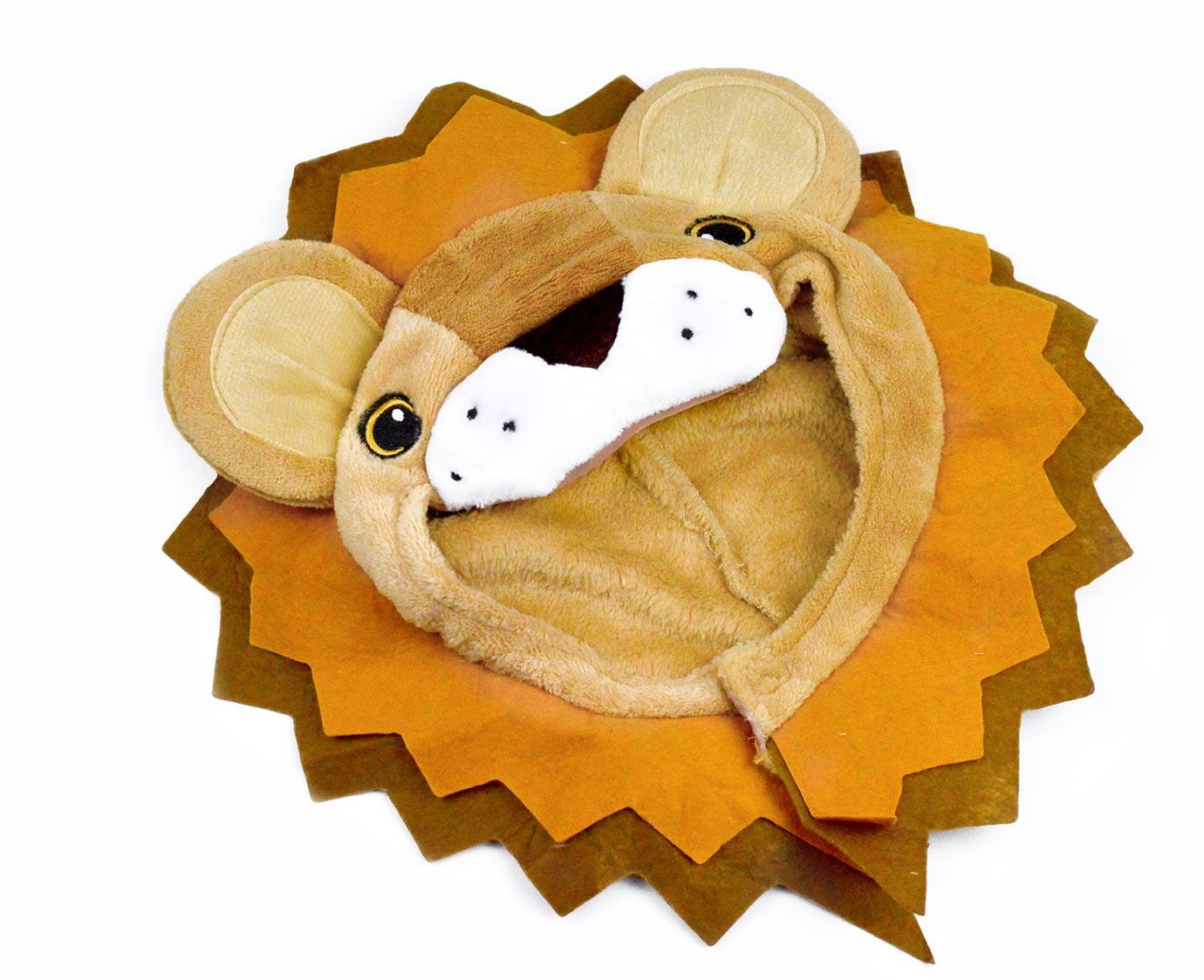 Kostuum 'Little roar'