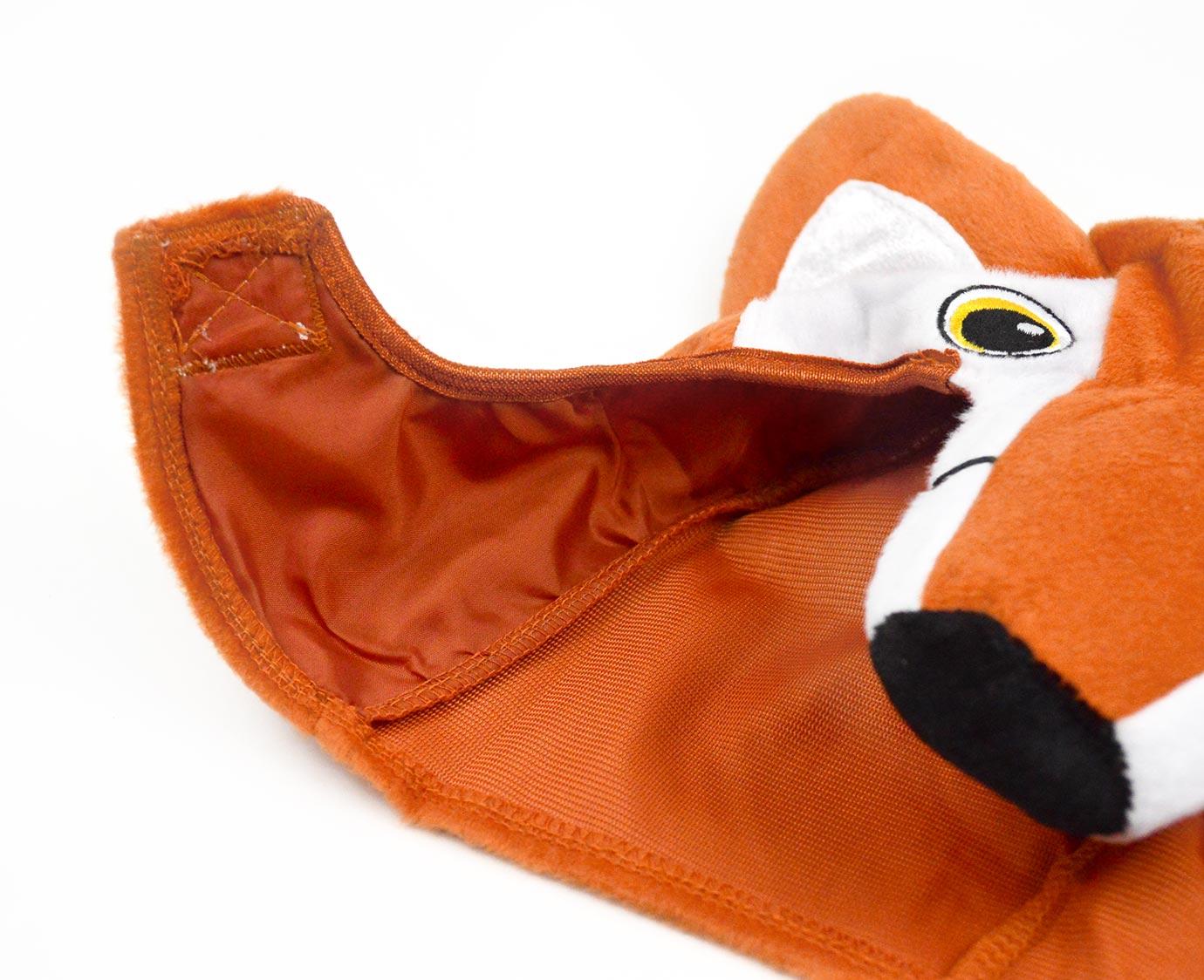 Kostuum 'Furry Fox'