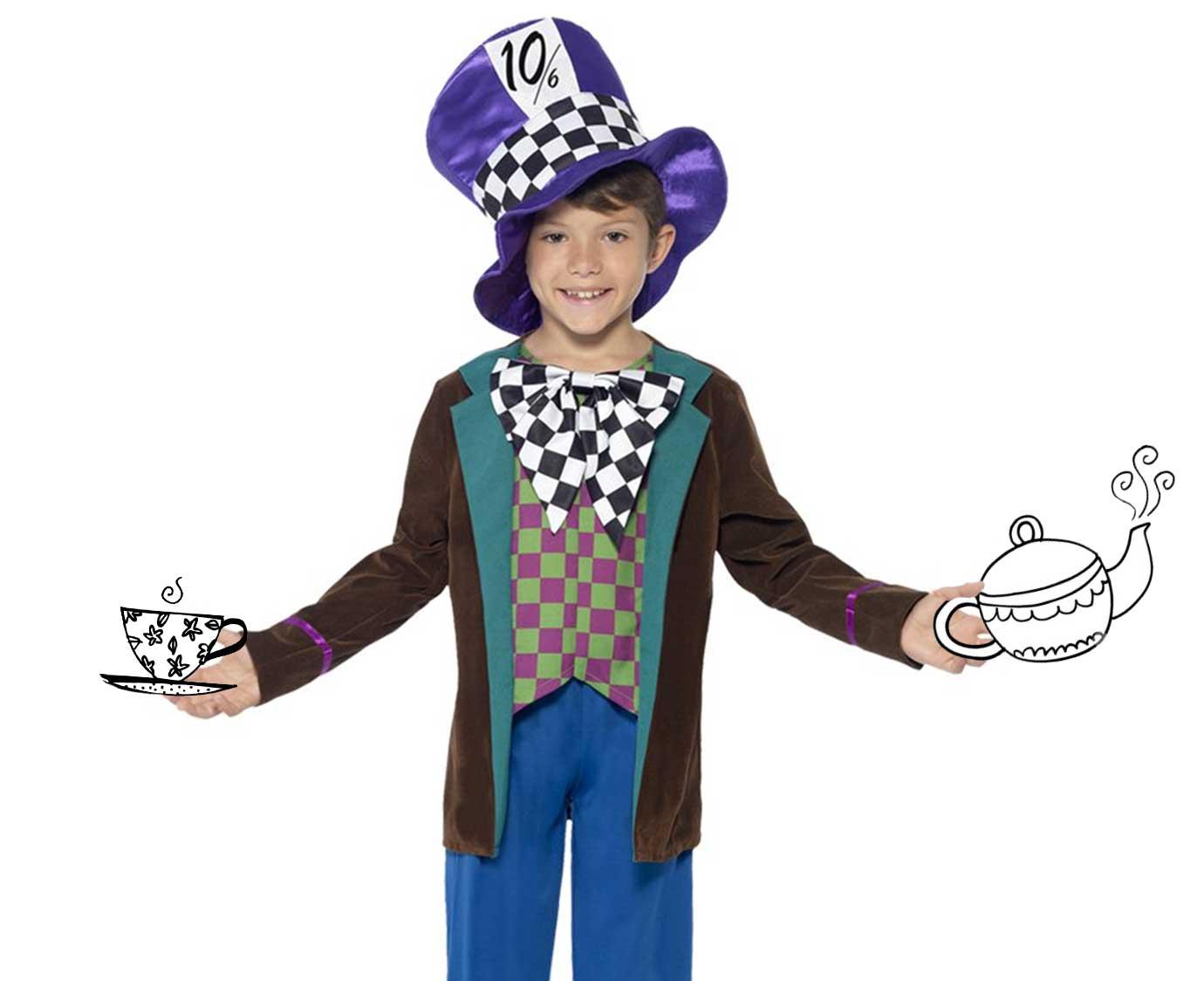 Kostuum 'Mad Hatter'