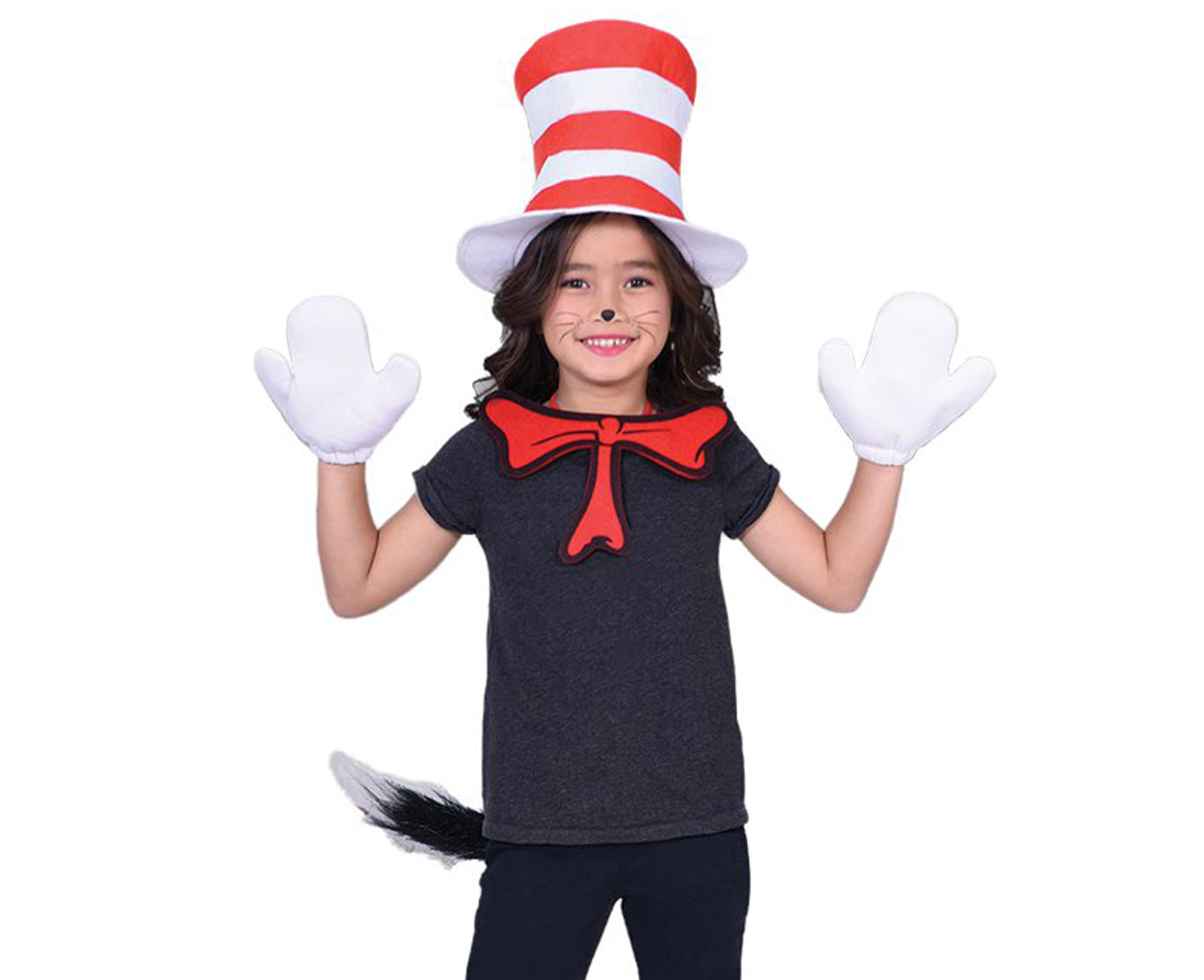 Set 'Cat in the hat'