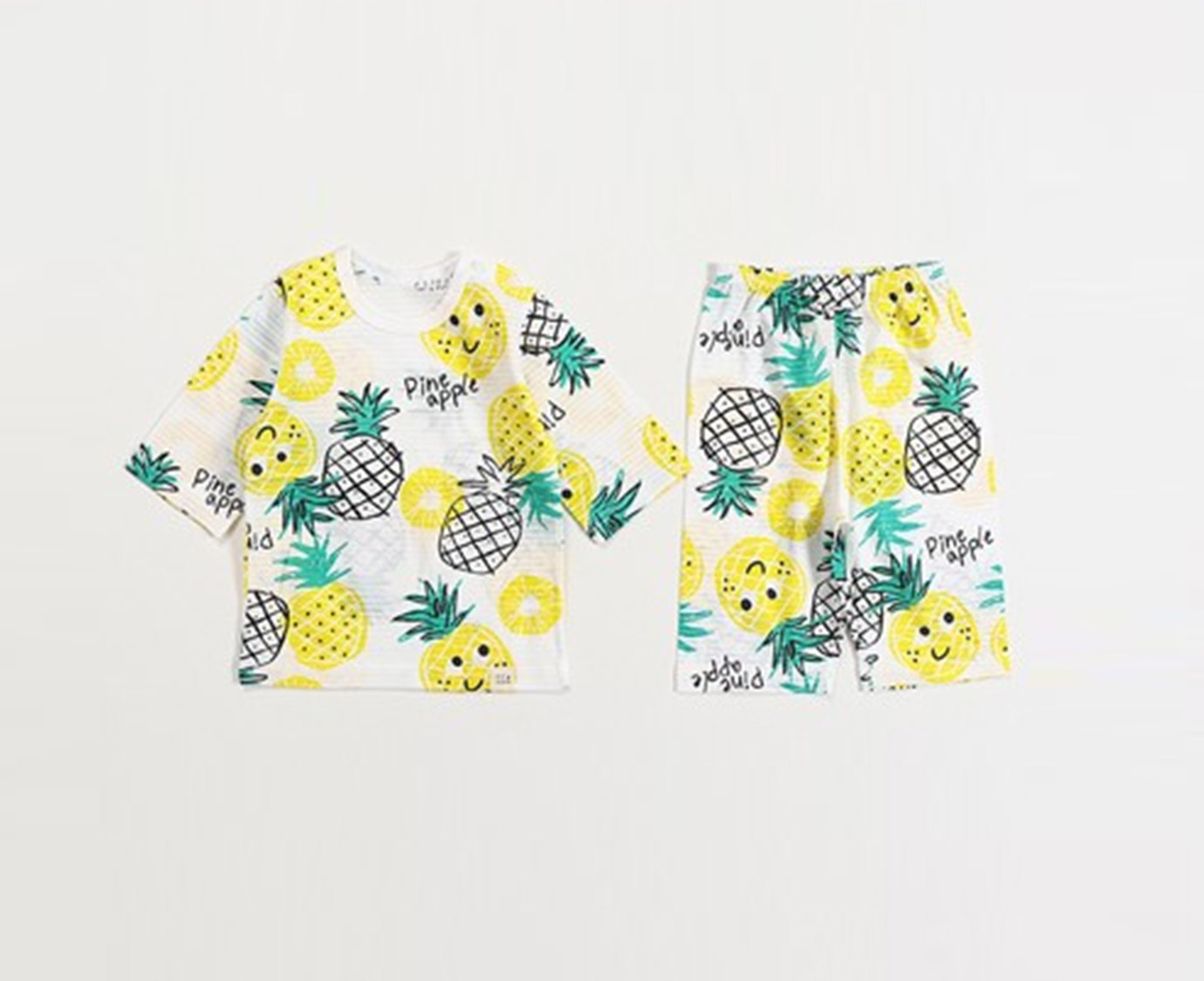 Pyjama 'Pineapple fun'