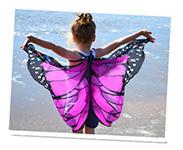 Dreamy Dress-Ups Vlindervleugels