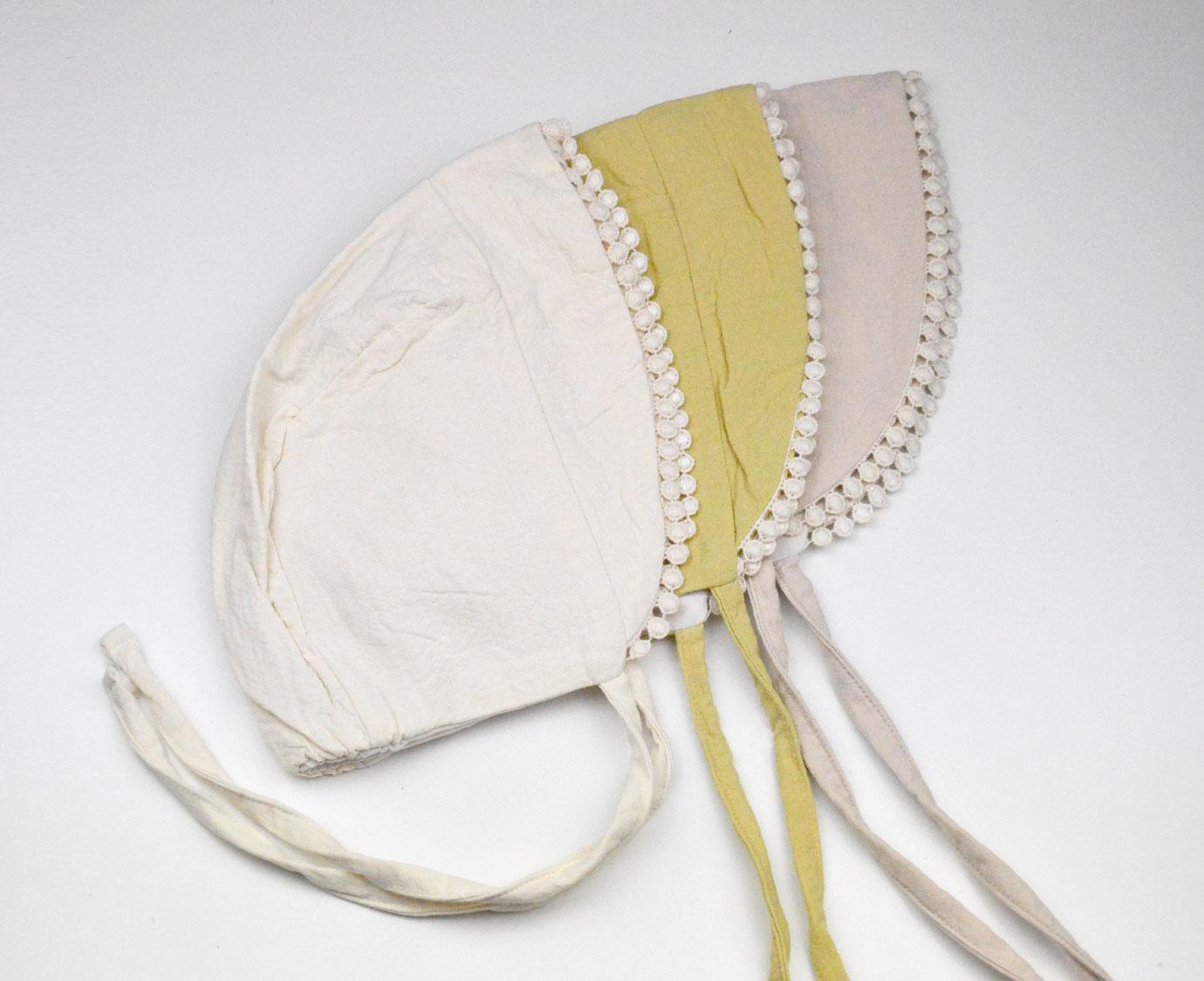 Bonnet 'Rococo'