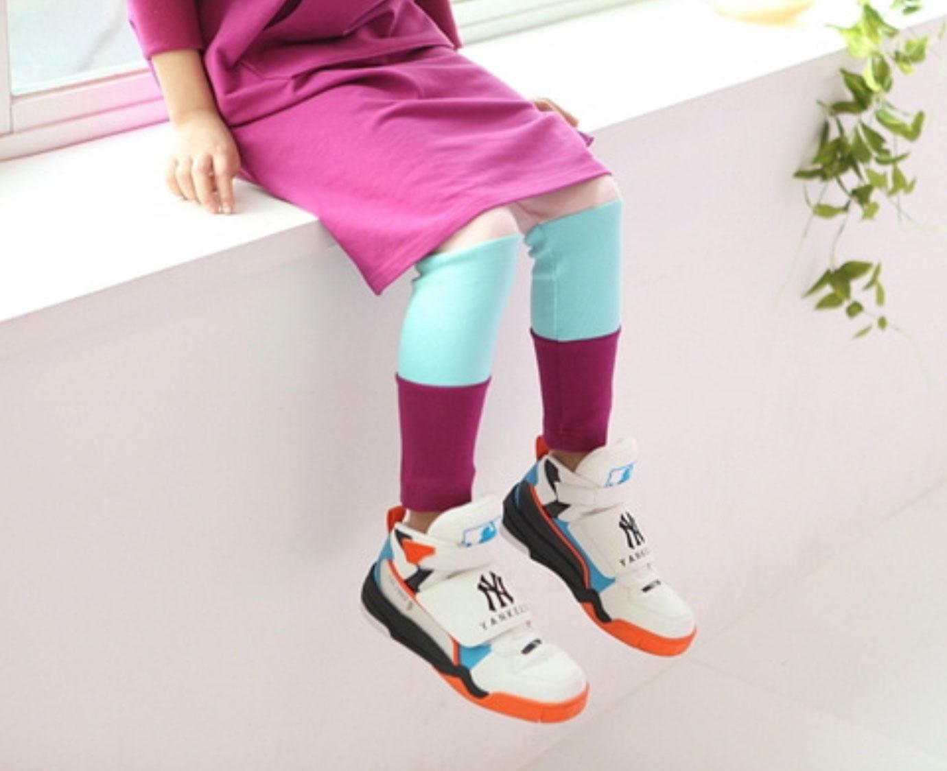 Legging 'Momo' pink kleur