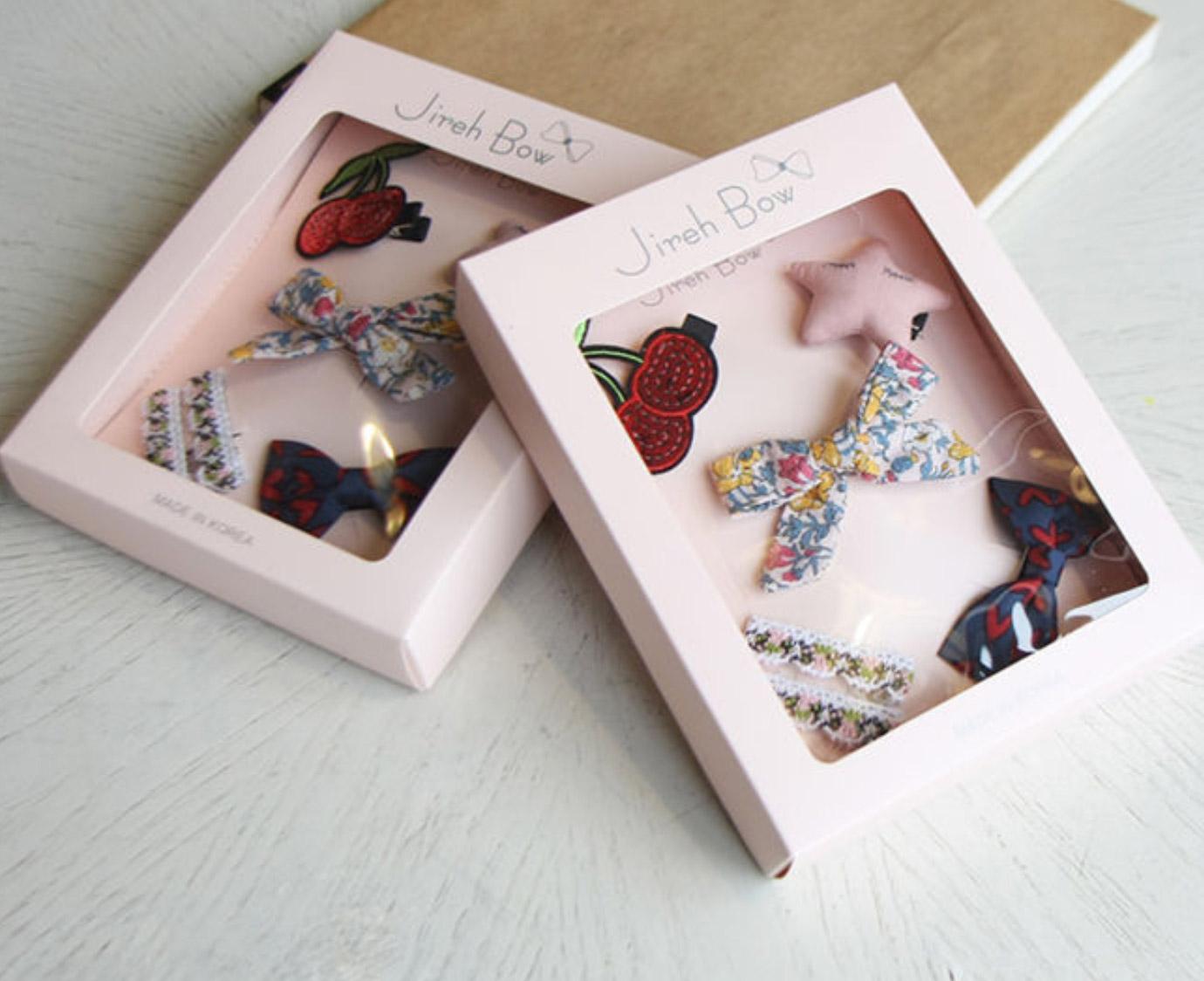 Set haarspelden 'Cherry Blossom'