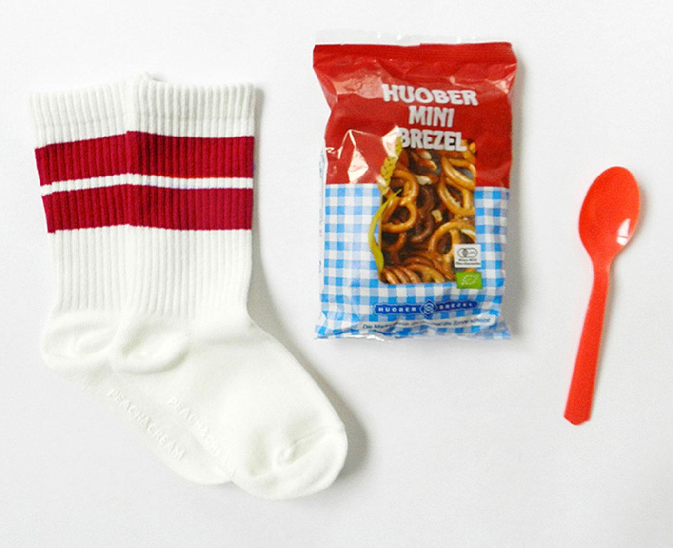 Set sokken 'Retro sport'