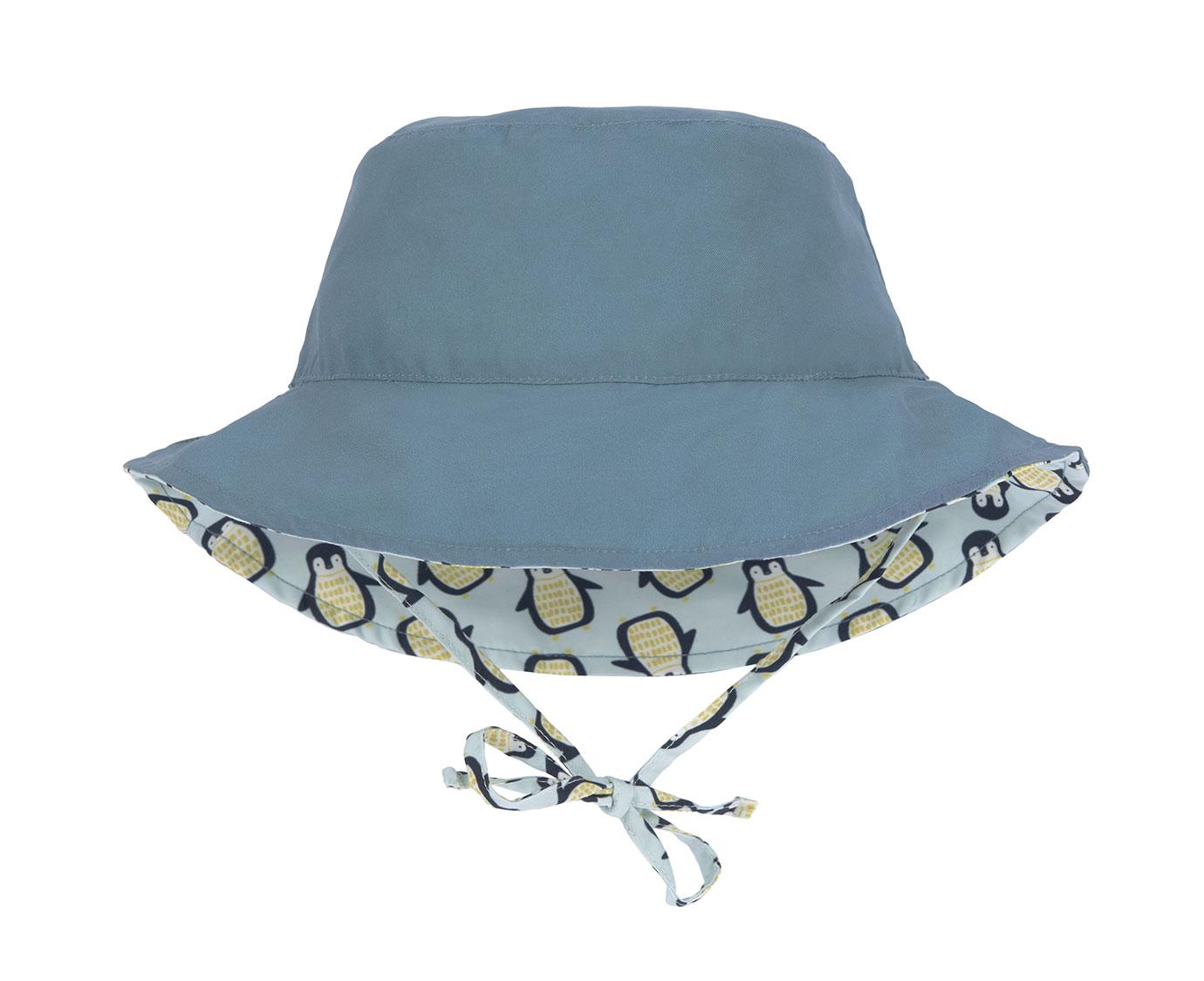 Zonnehoedje 'Penguin' Blue