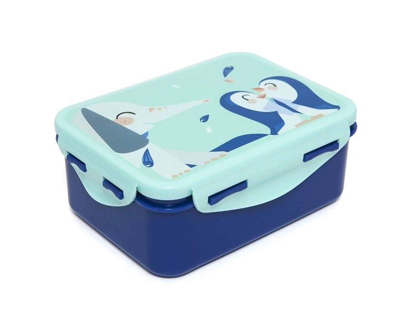 Lunchbox 'Elefphants' kleur