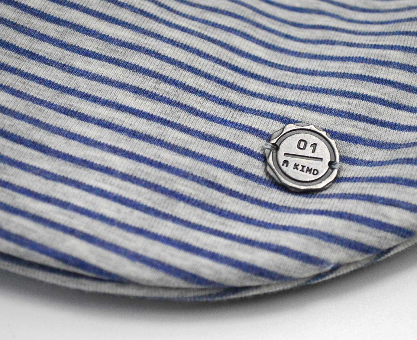 Flat cap 'Stripe'