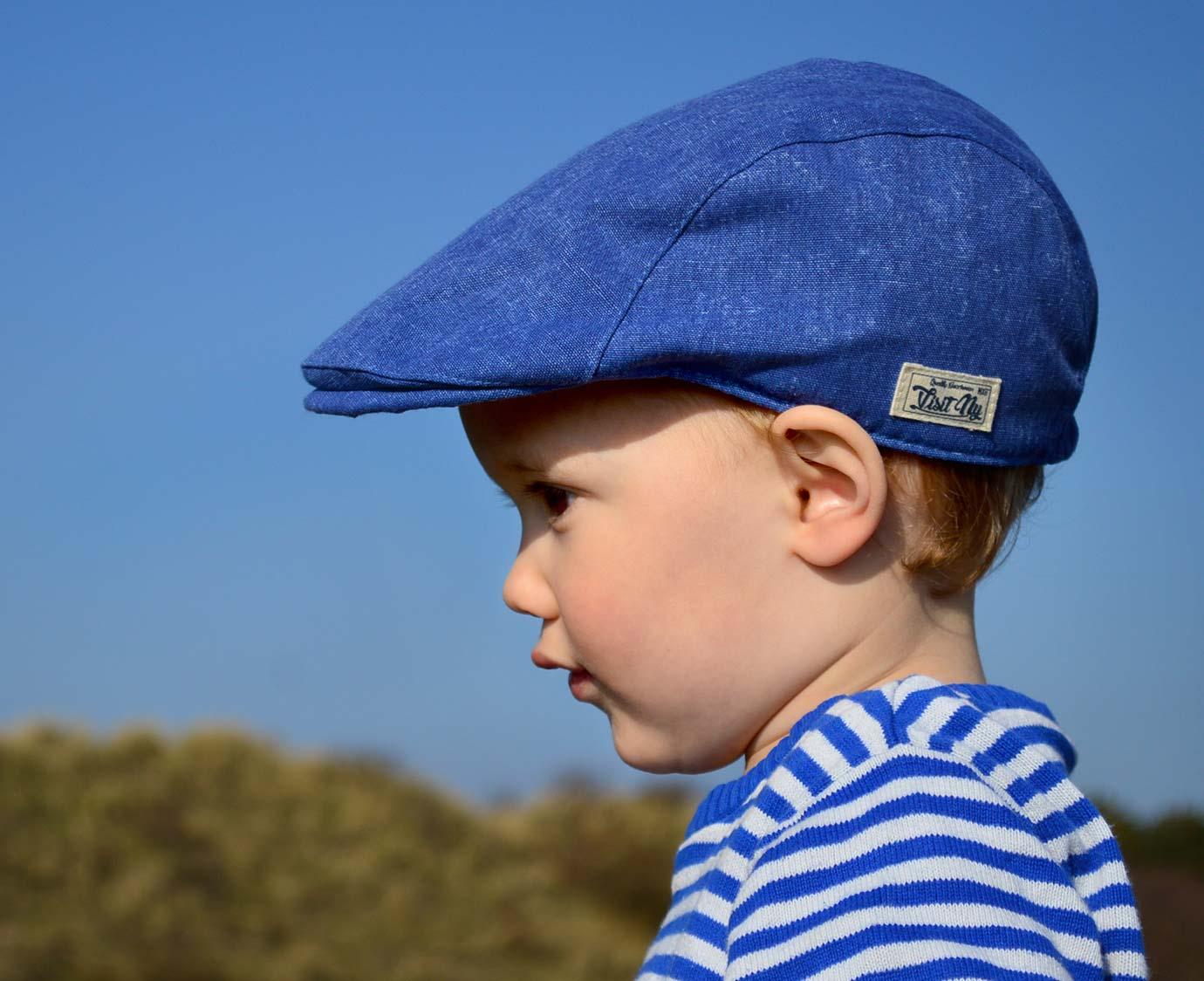 Flat cap  'Blue Denim'
