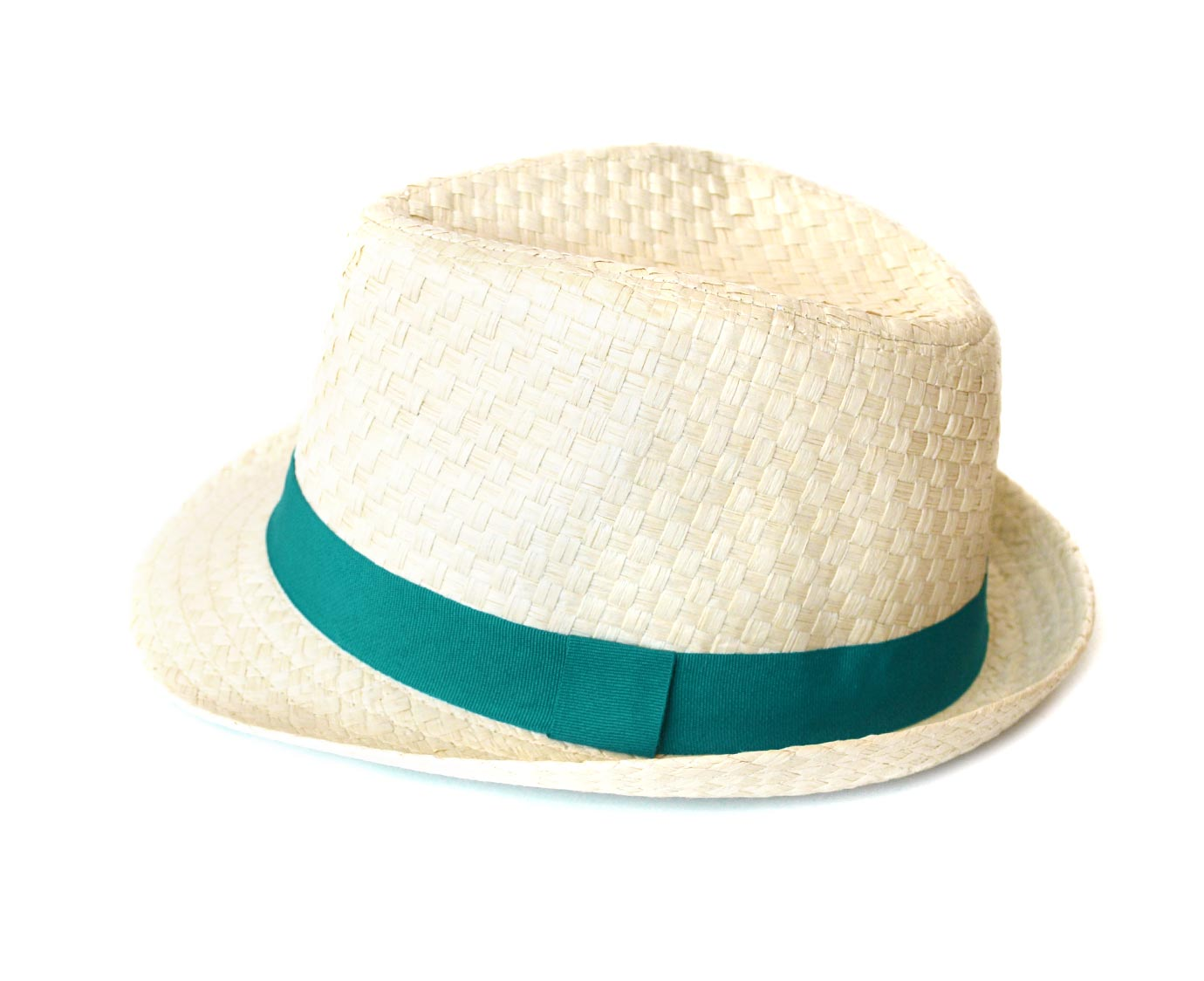 Fedora 'Green band' kleur