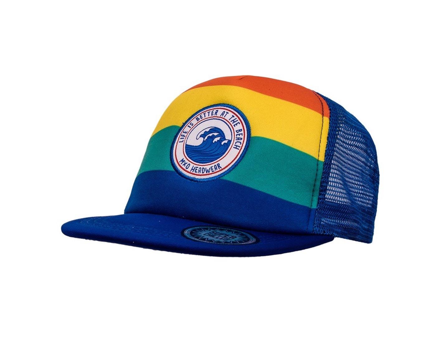Cap  'Rainbow beach'