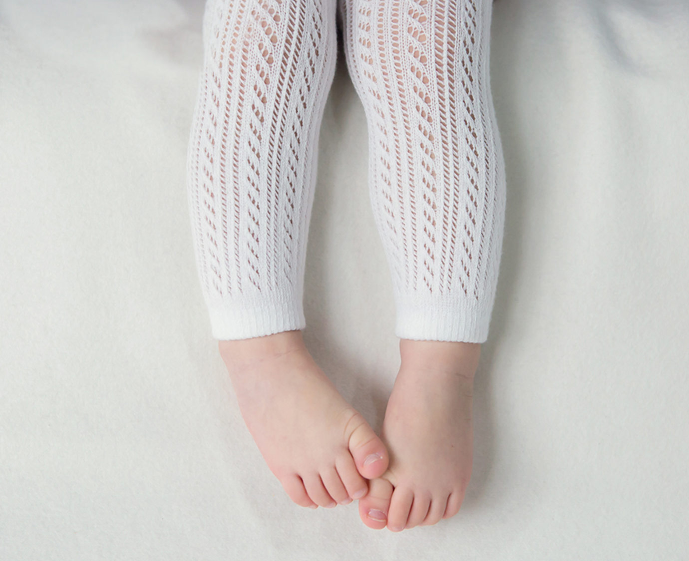 Legging 'Lacy Knit'