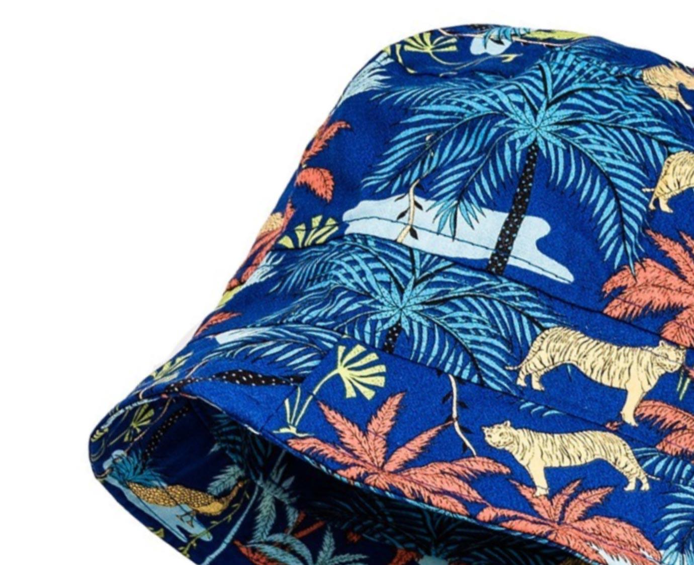 Zonnehoedje 'Jungle Blue'