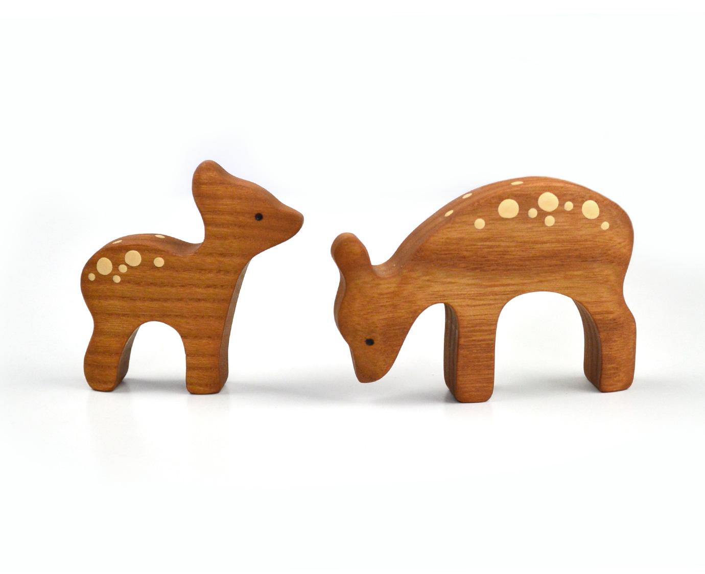Set 'Deer' kleur