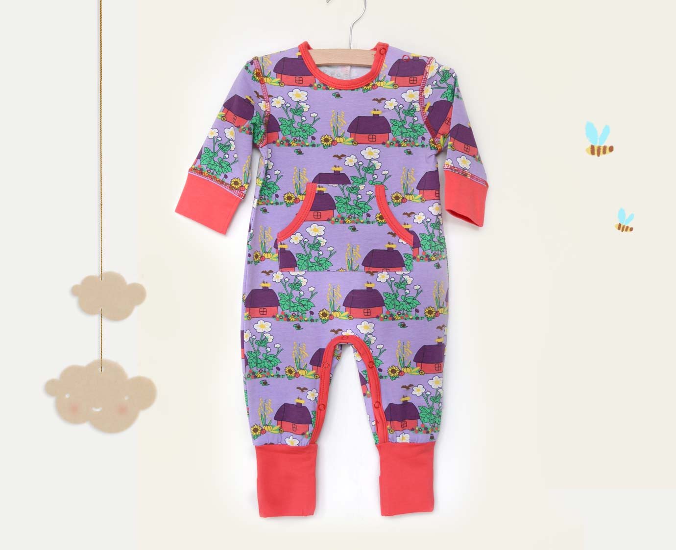 Jumpsuit  'Little Cottage'