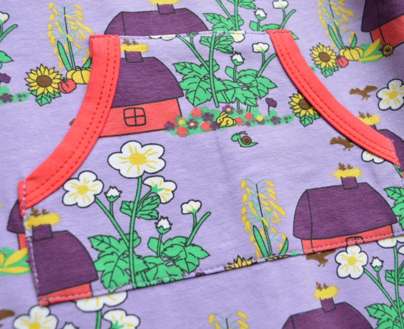 """Jumpsuit  """"Little Cottage"""""""
