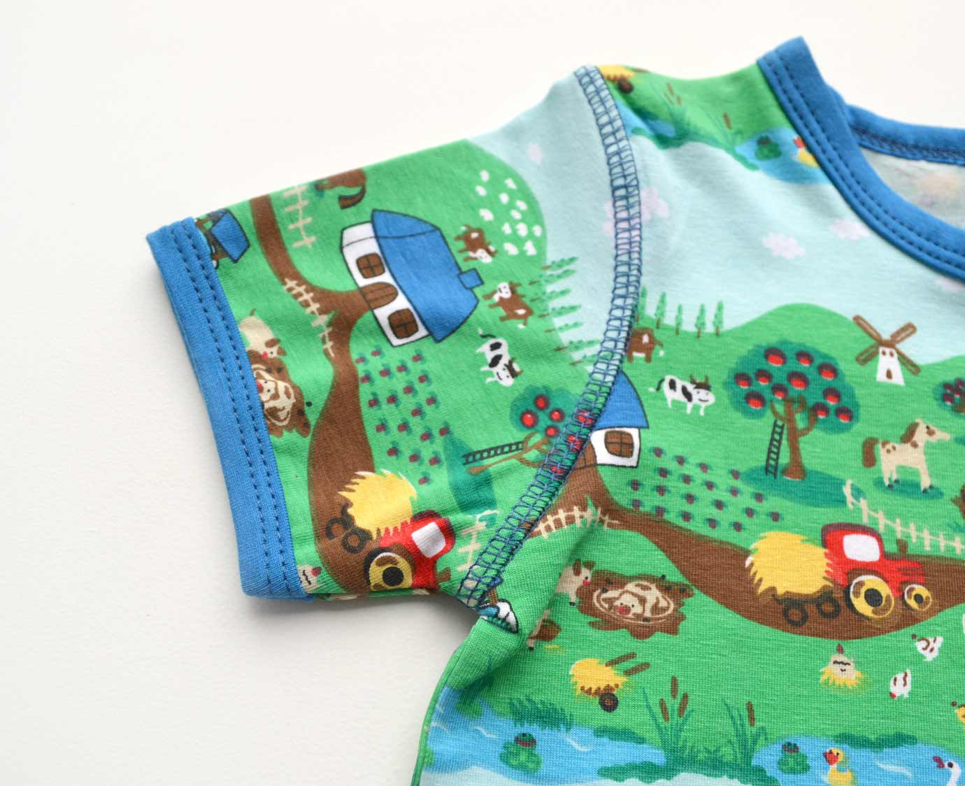 Jumpsuit  'Little Farm'