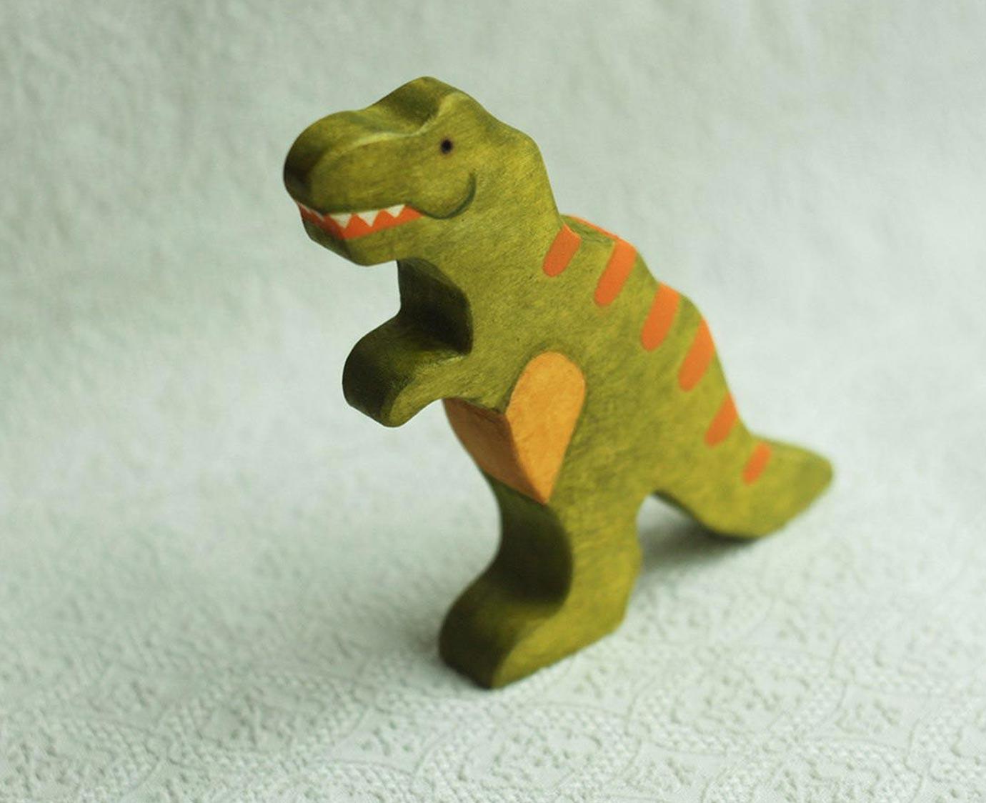 Houten Dino 'T-Rex'