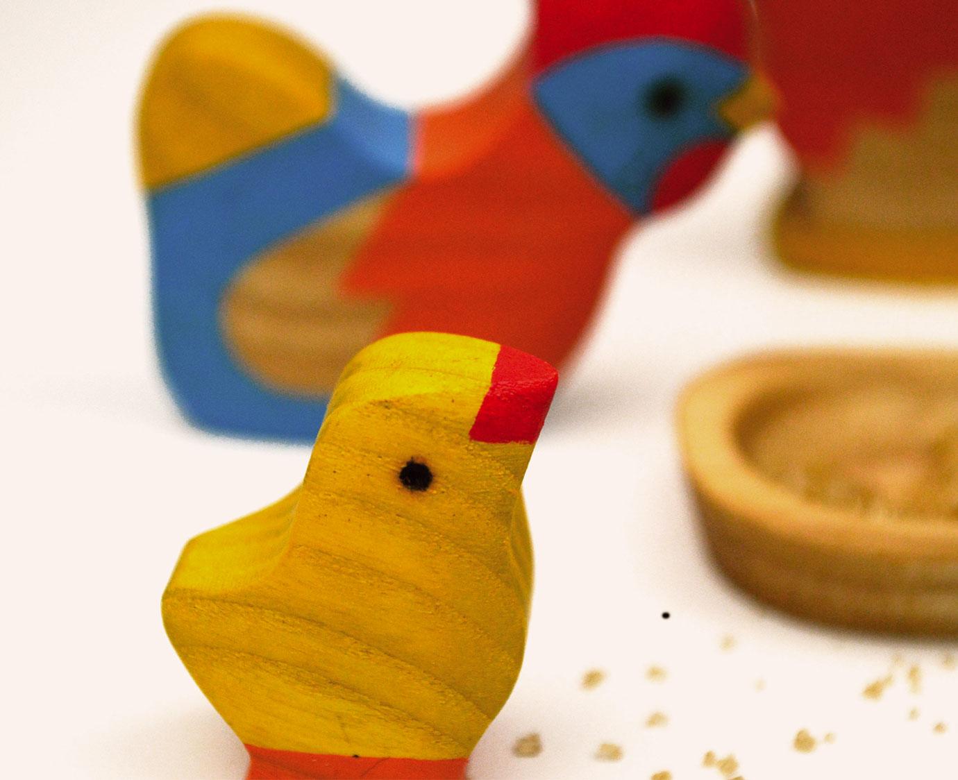 Set 'Haan en kippen'