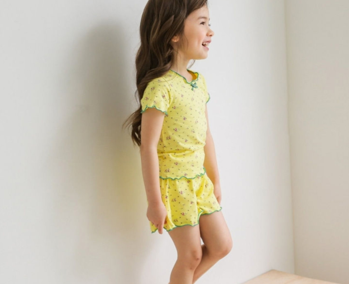 Pyjama 'Mini Flower'