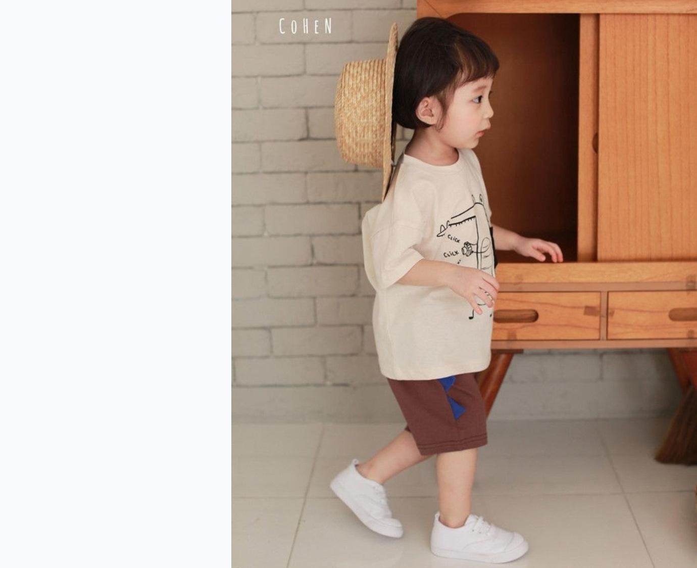 Loungewear 'Dino' Maat 80